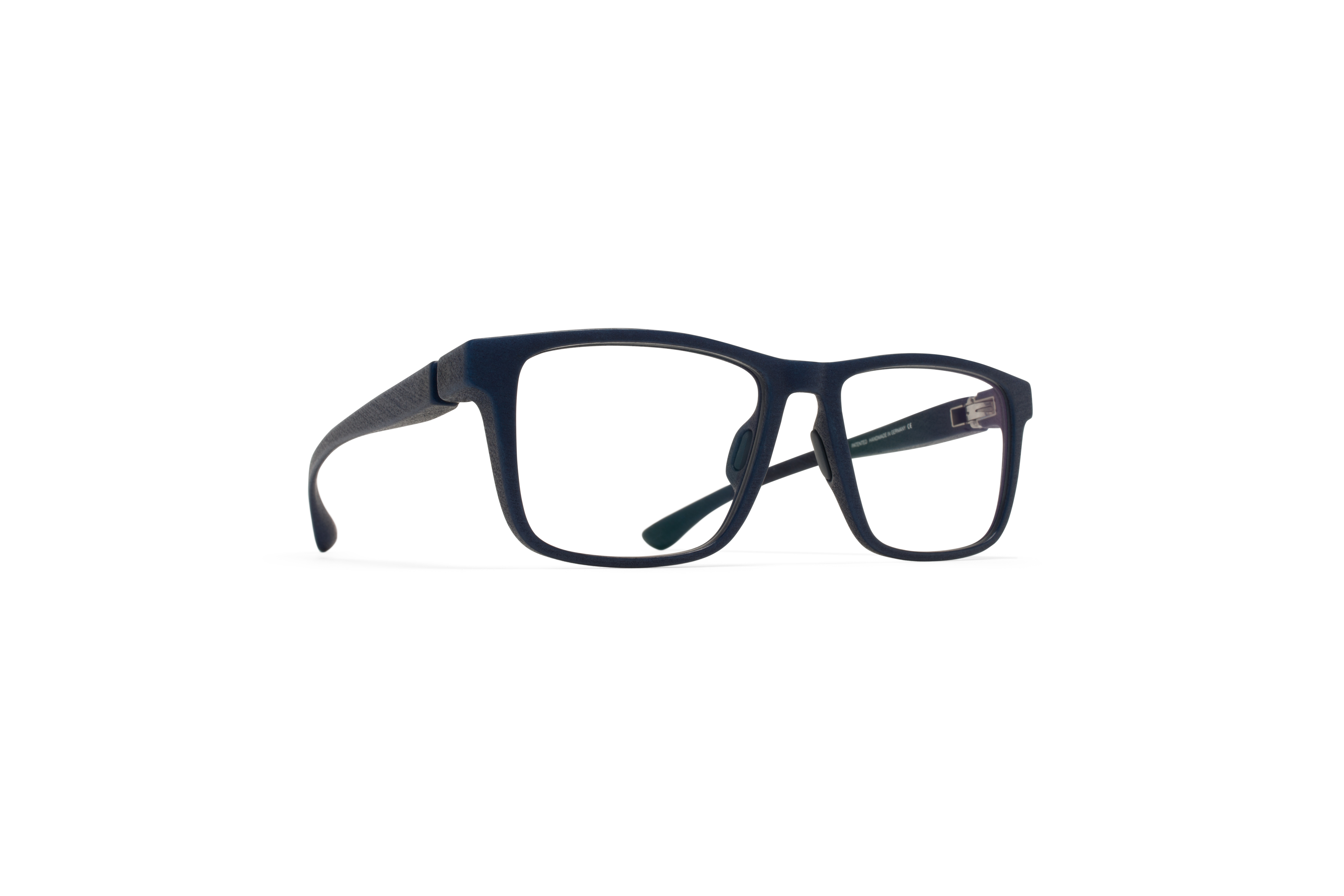 MYKITA Mylon Rx Mars Md25 Navy Blue Clear