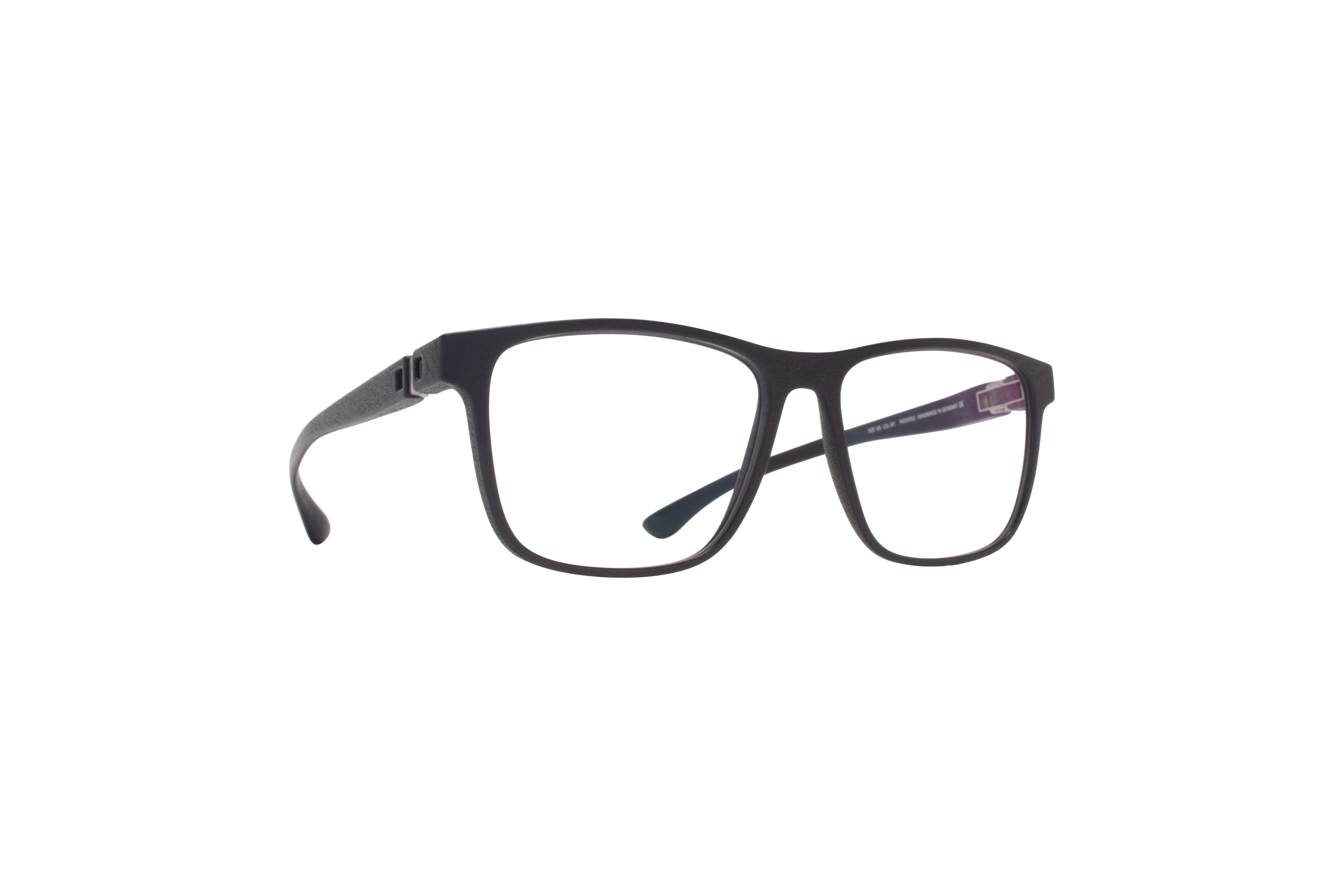 MYKITA Mylon Rx Mojo Md1 Pitch Black Clear
