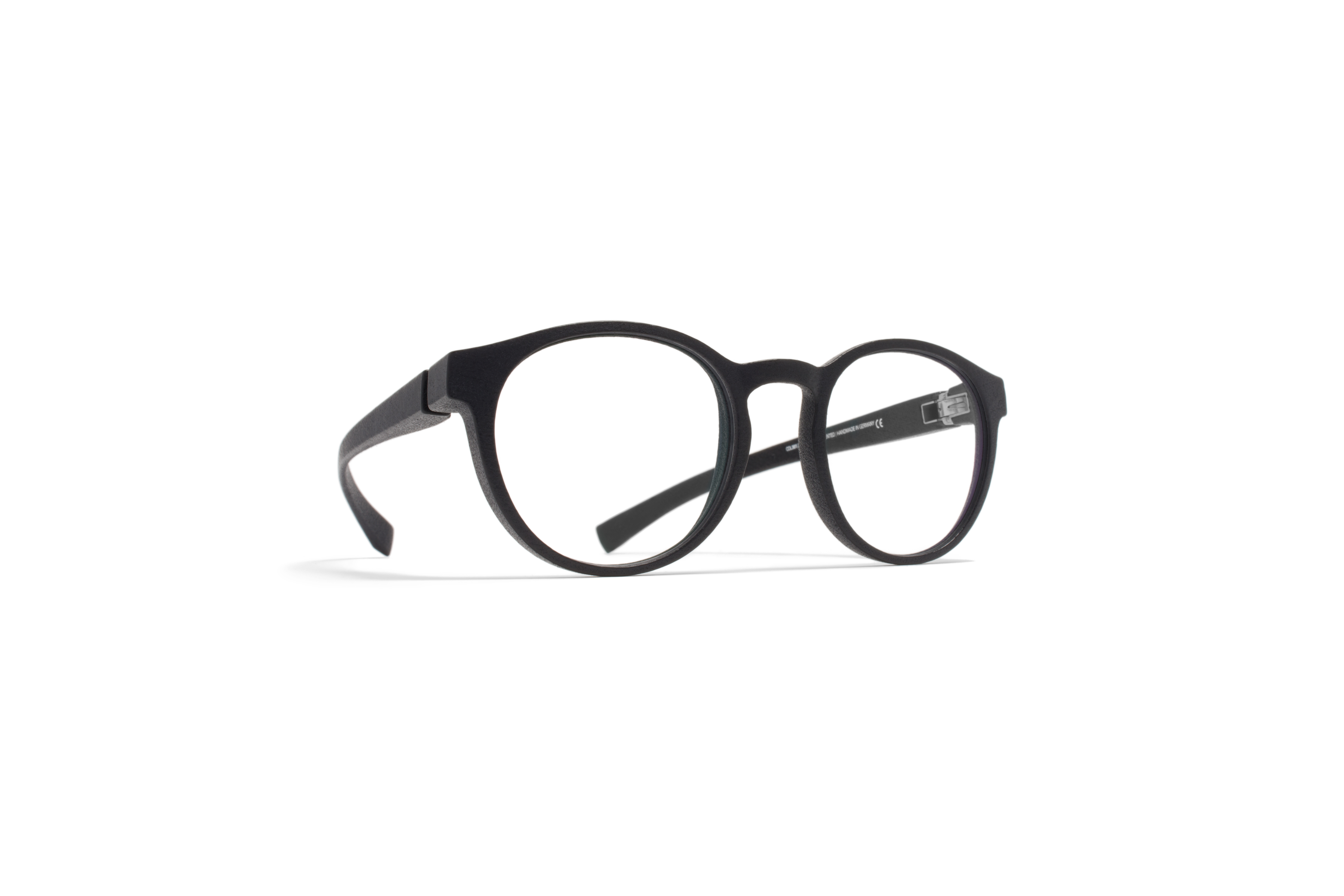 MYKITA Mylon Rx Neso Md1 Pitch Black Clear