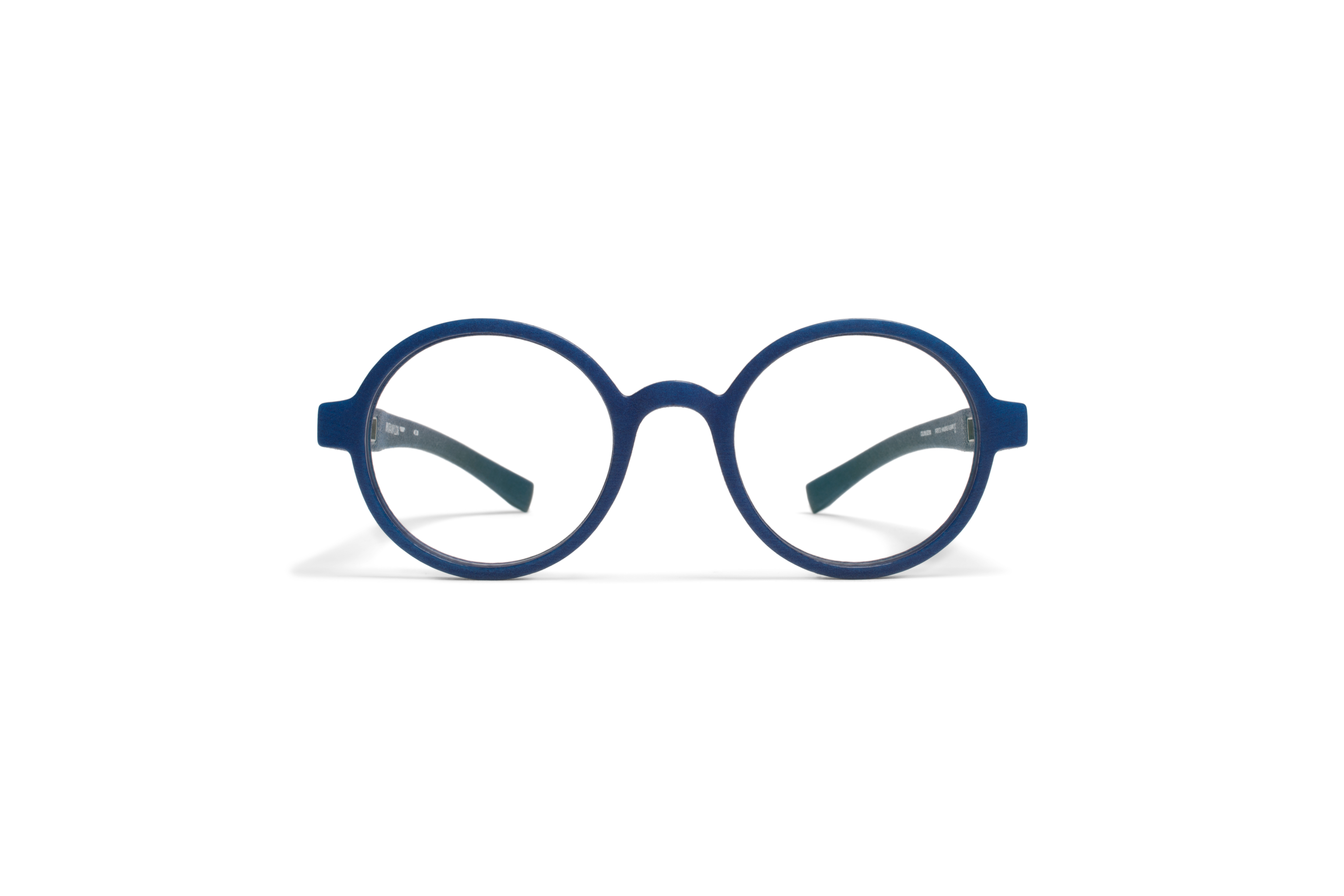 MYKITA Mylon Rx Nunki Md18 Night Blue Clear
