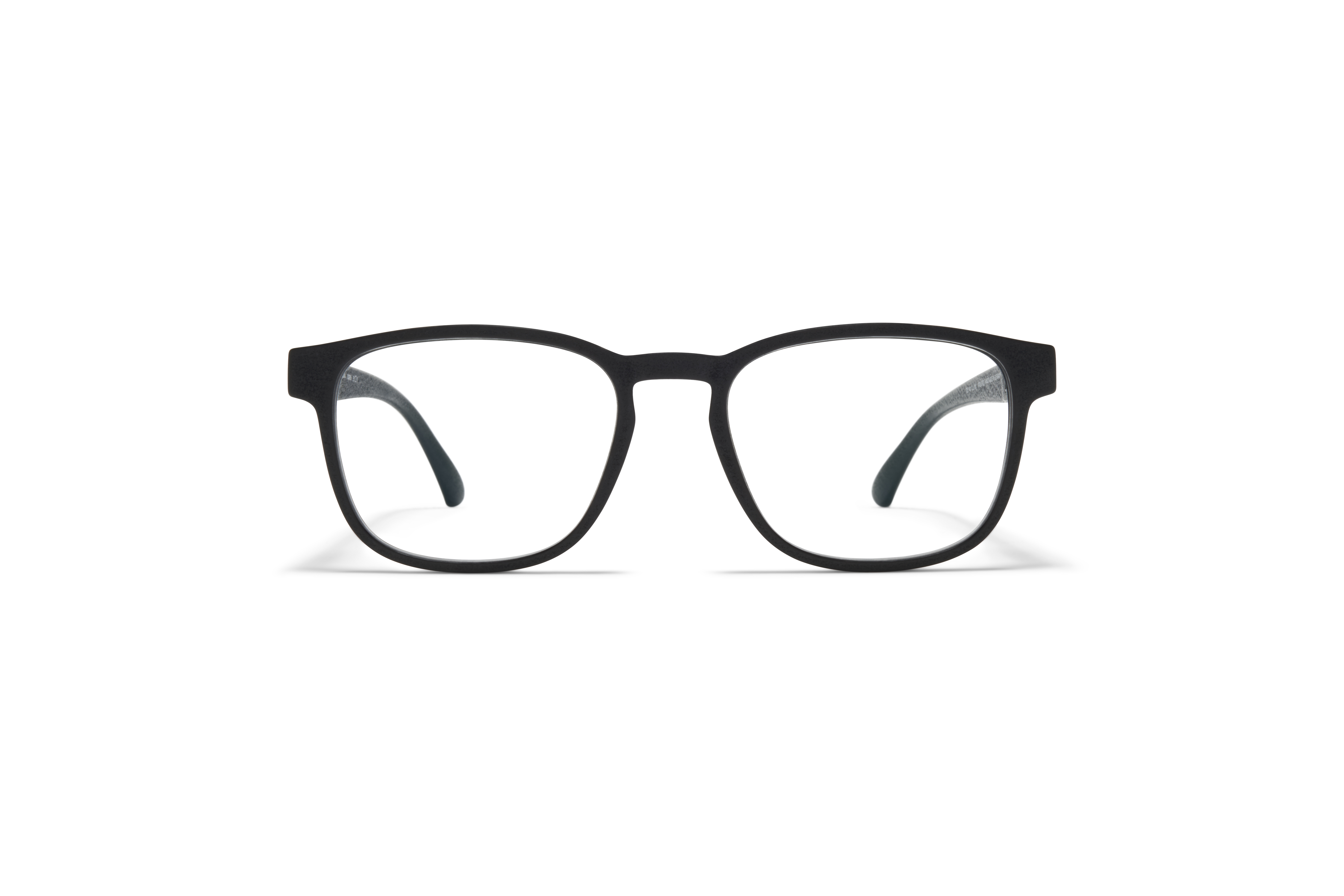 MYKITA Mylon Rx Osiris Md1 Pitch Black Clear