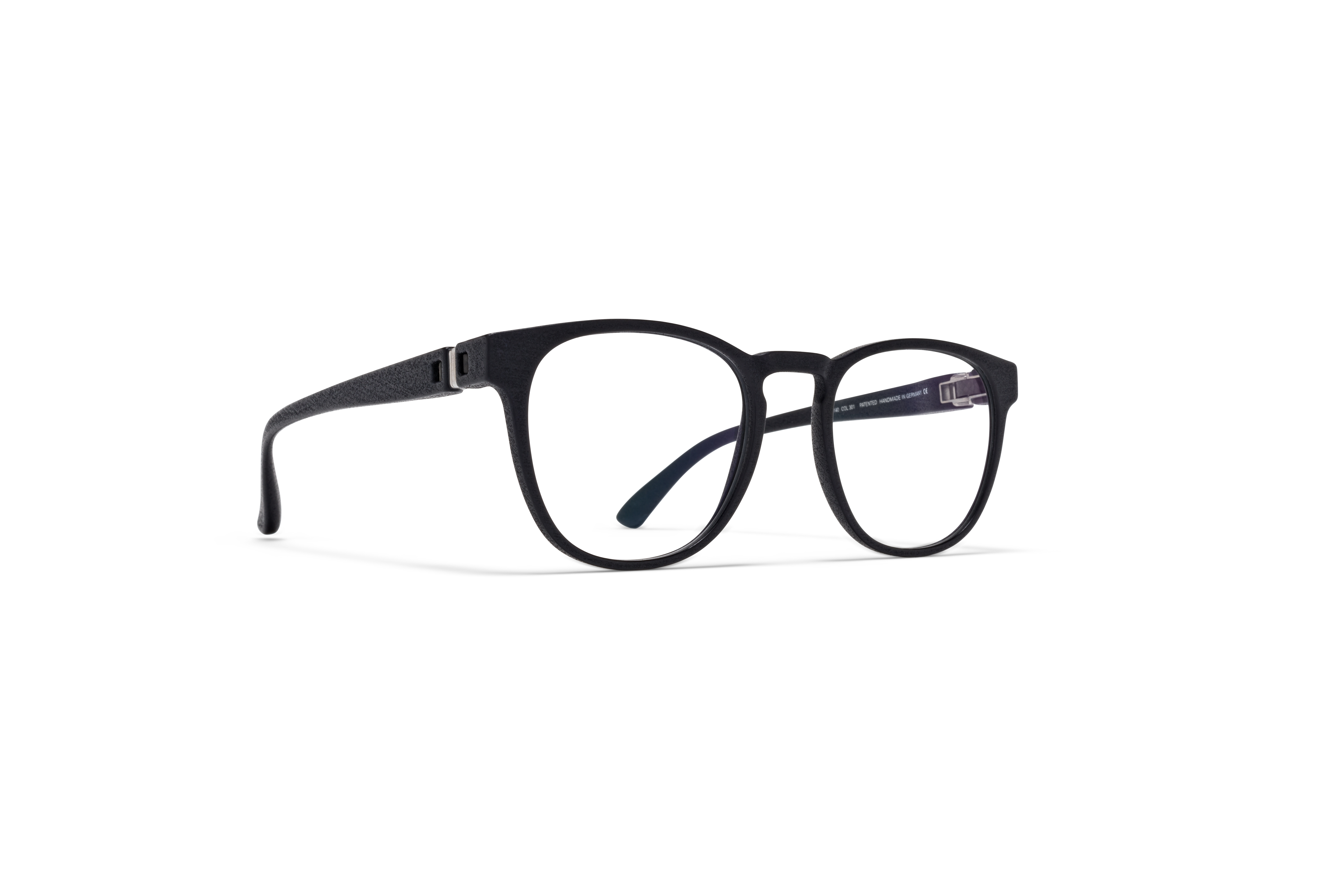 MYKITA Mylon Rx Pax Md1 Pitch Black Clear
