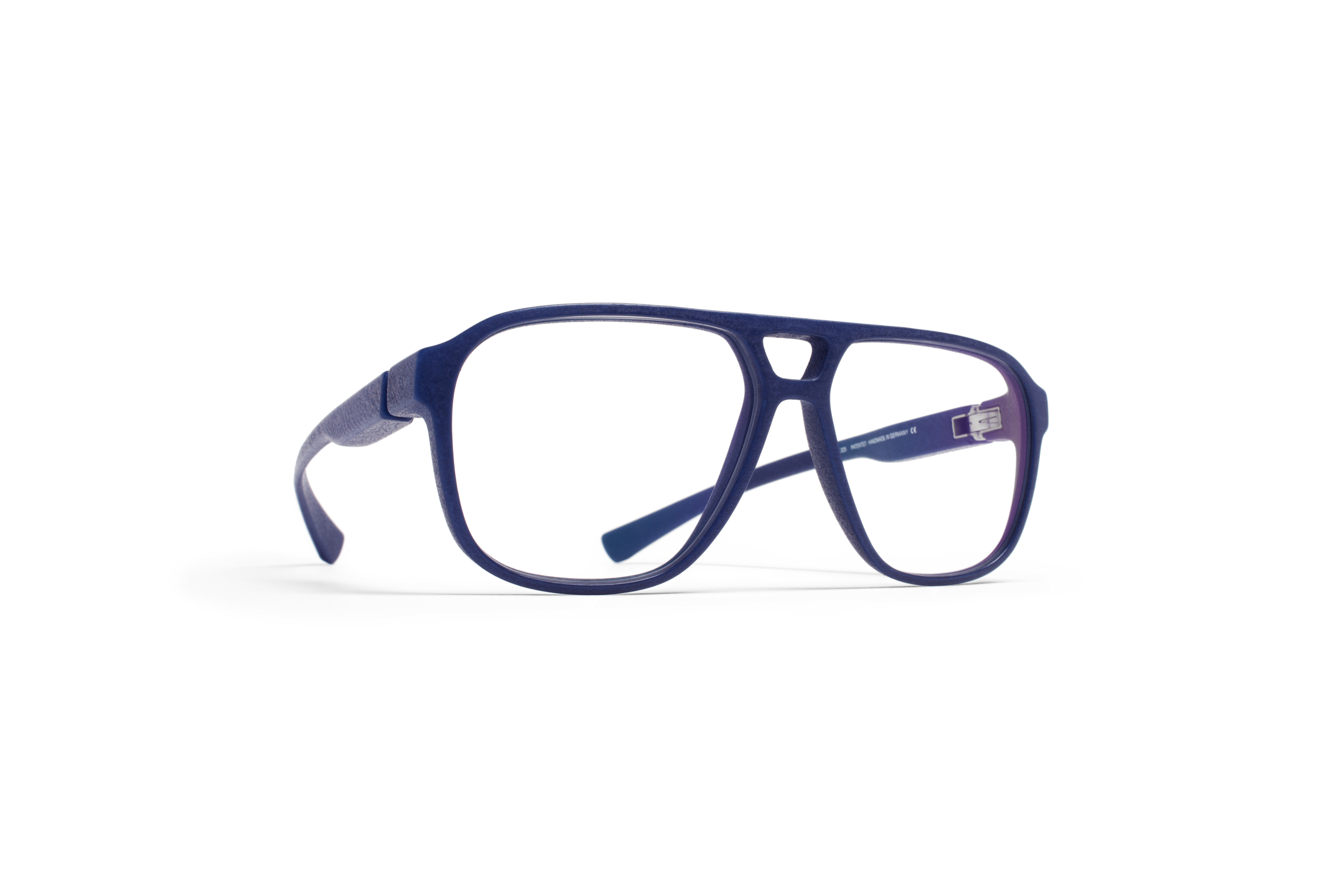 MYKITA Mylon Rx Polar Md25 Navy Blue Clear