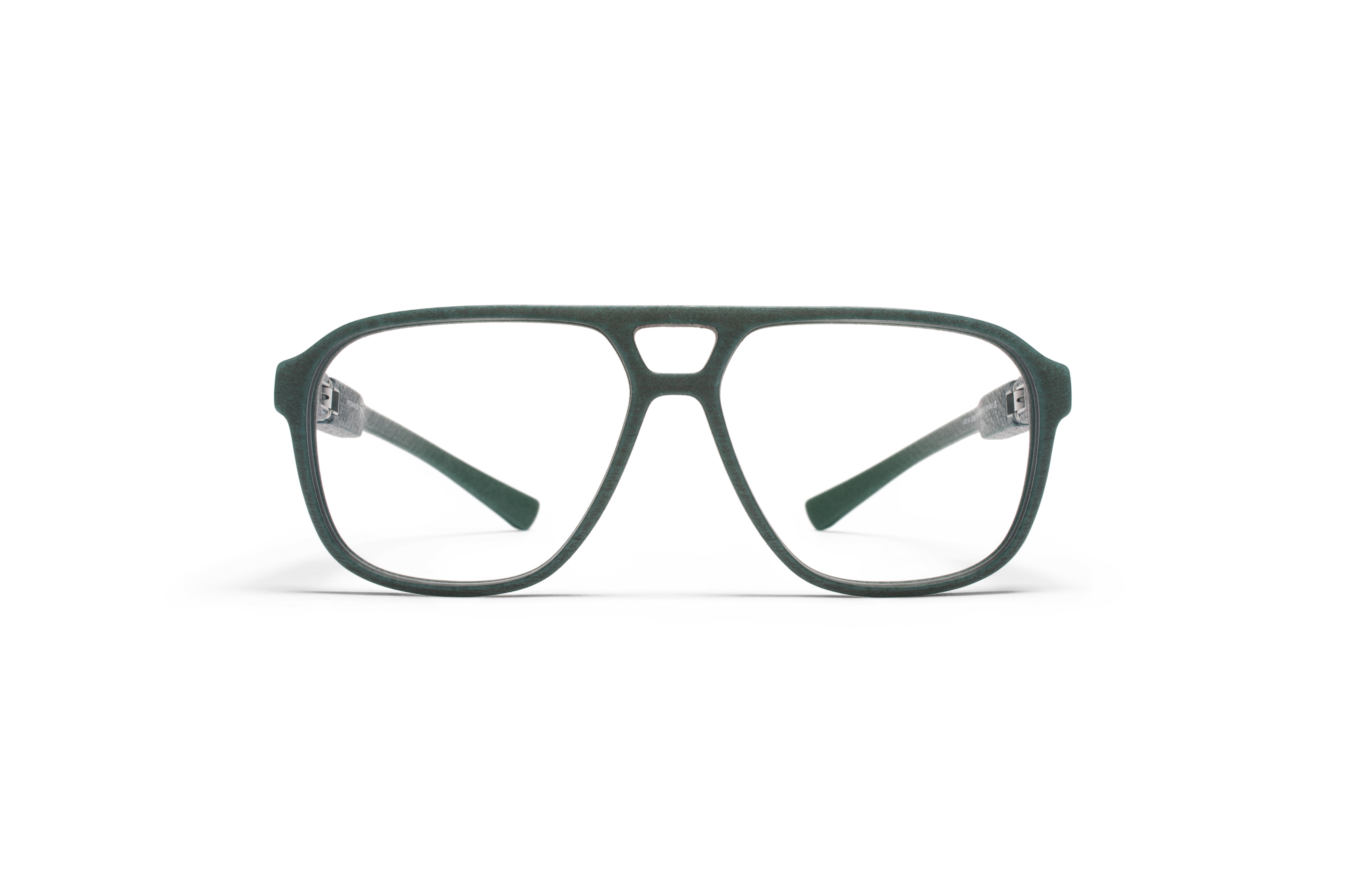 MYKITA Mylon Rx Polar Md8 Storm Grey Clear