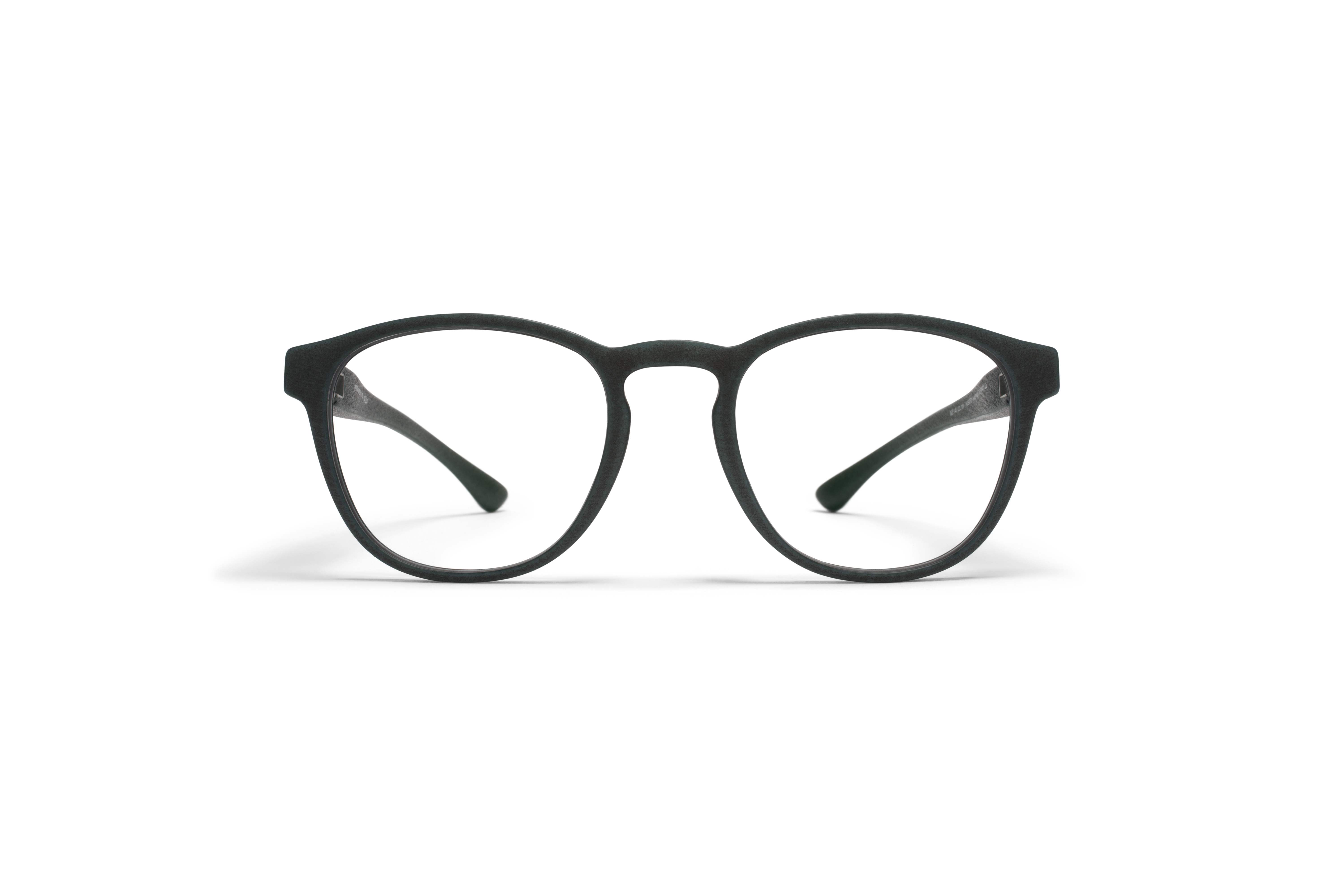 MYKITA Mylon Rx Poti Md8 Strom Grey Clear