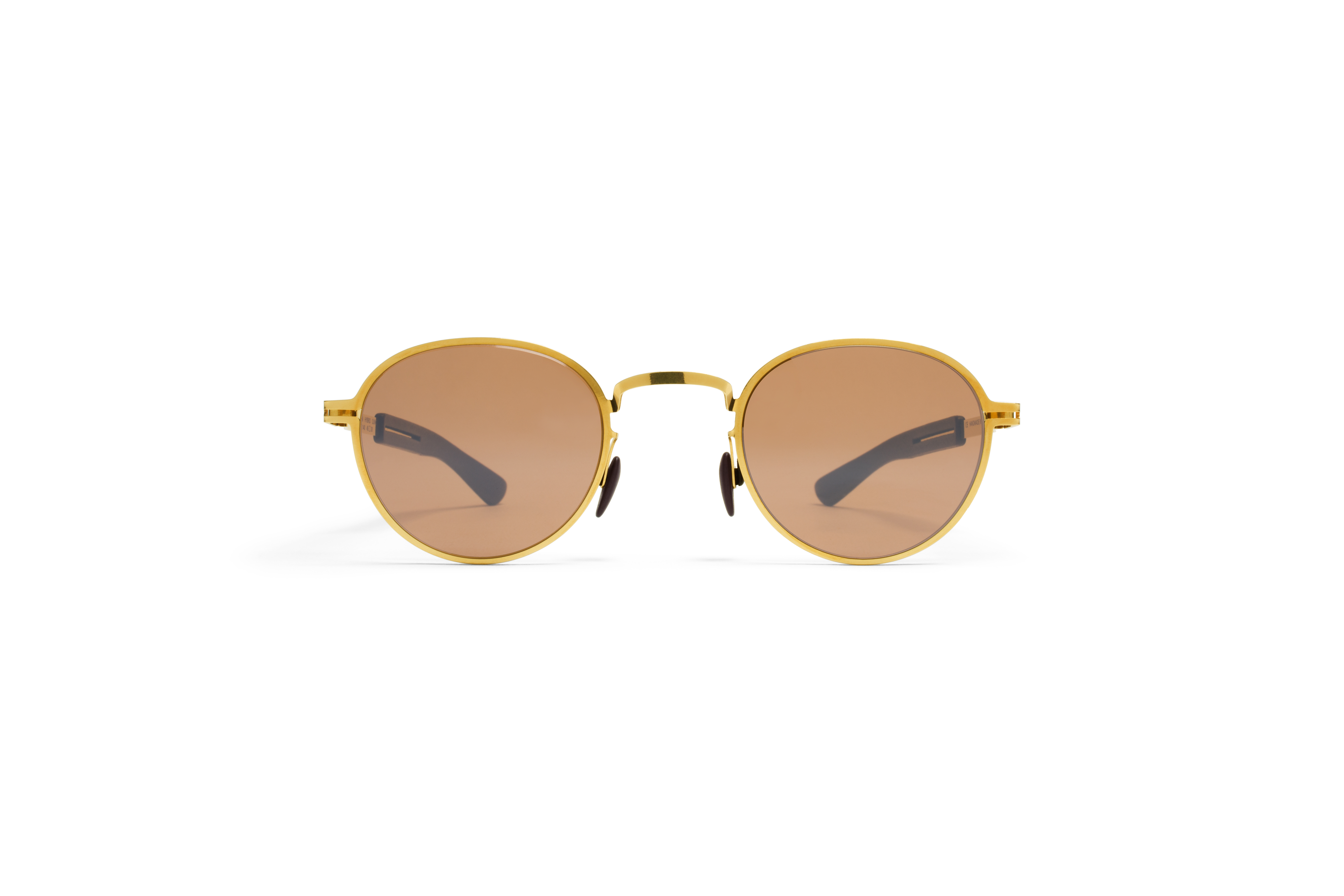 MYKITA Mylon Rx Quince Mh2 Gold Ebony Brown Sienna5655bf6fea641