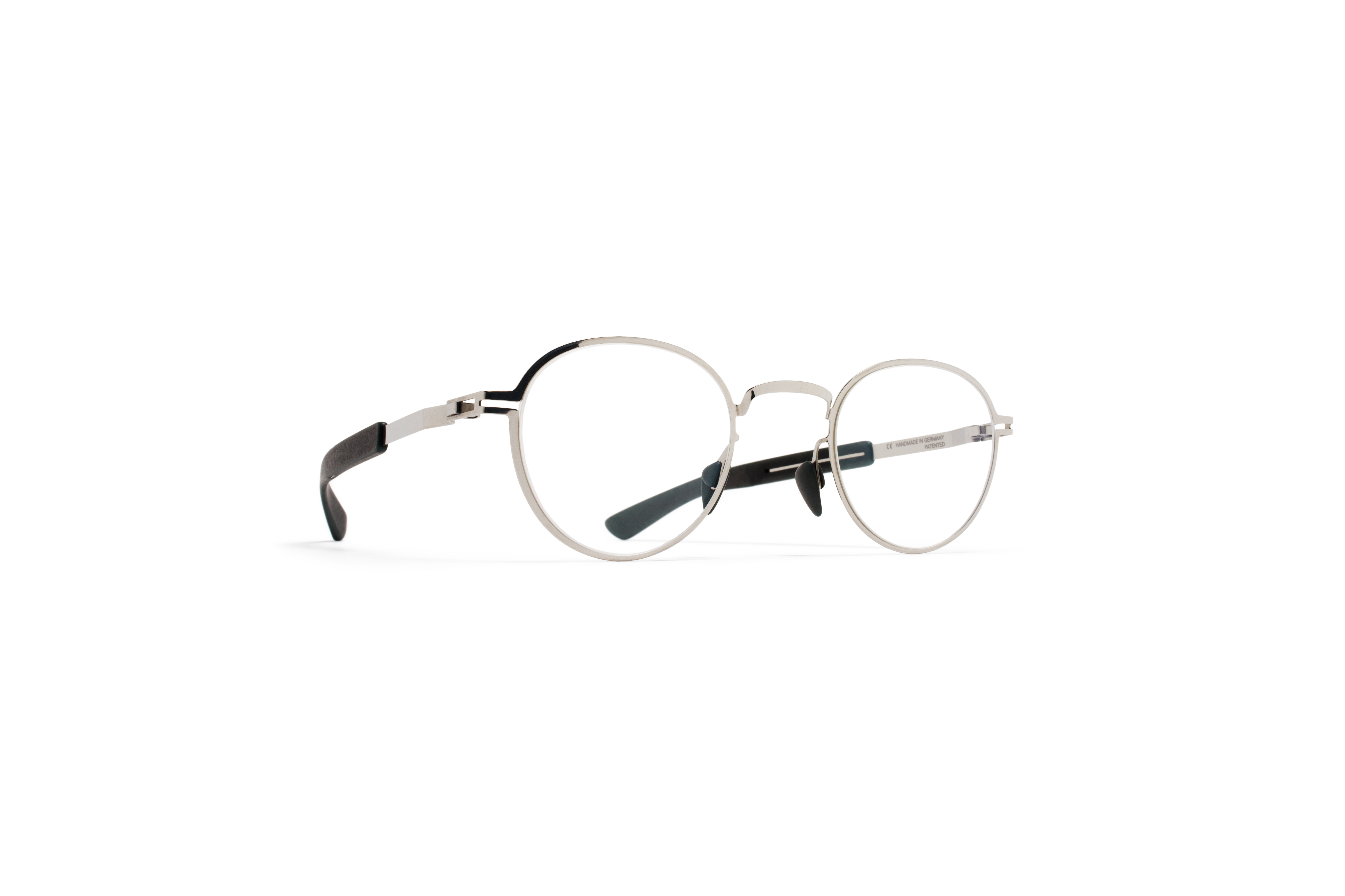 MYKITA Mylon Rx Quince Mh3 Silver Storm Grey Clear571f99535fc4c