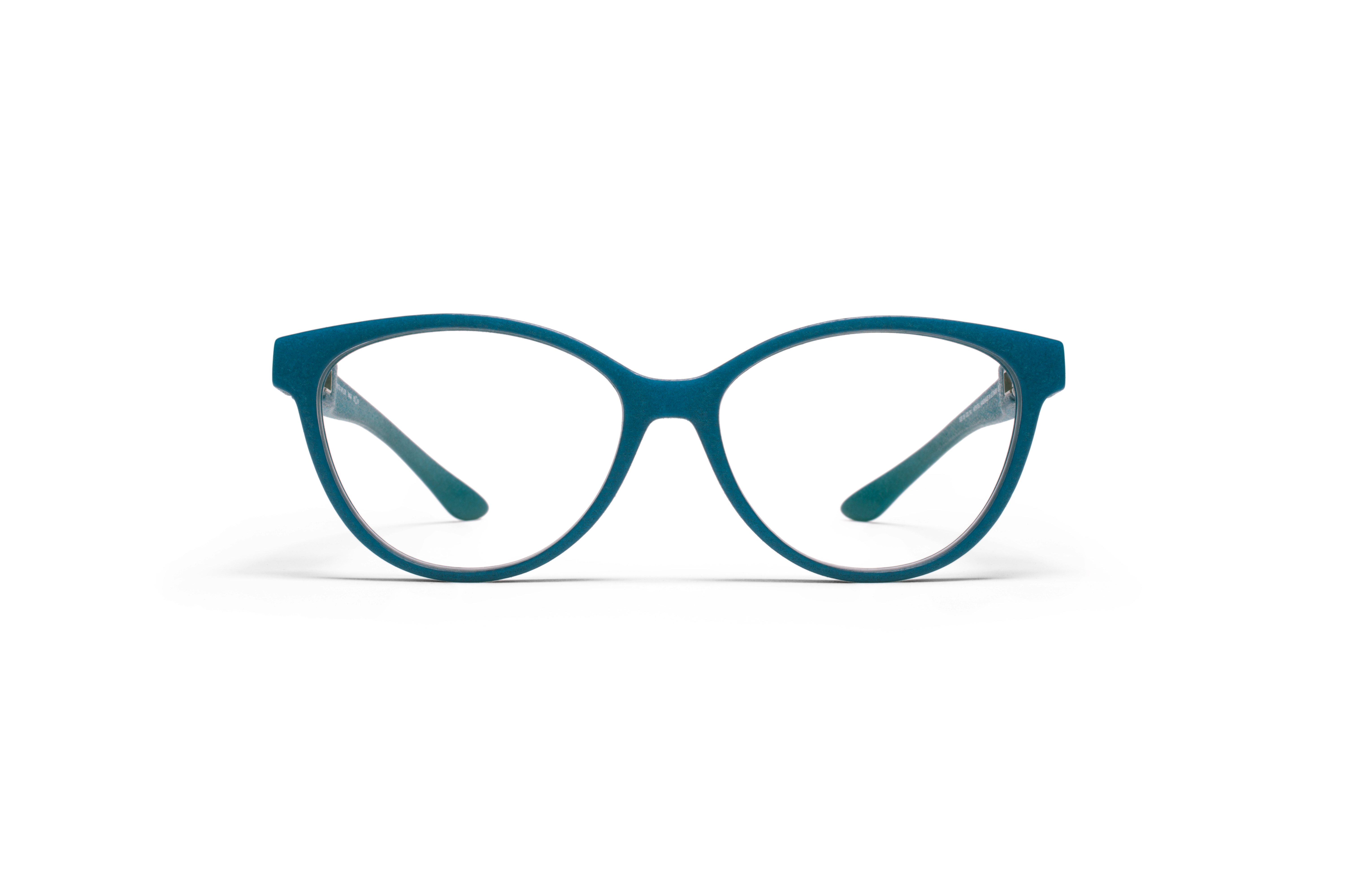 MYKITA Mylon Rx Rana Md14 Ocean Blue Clear