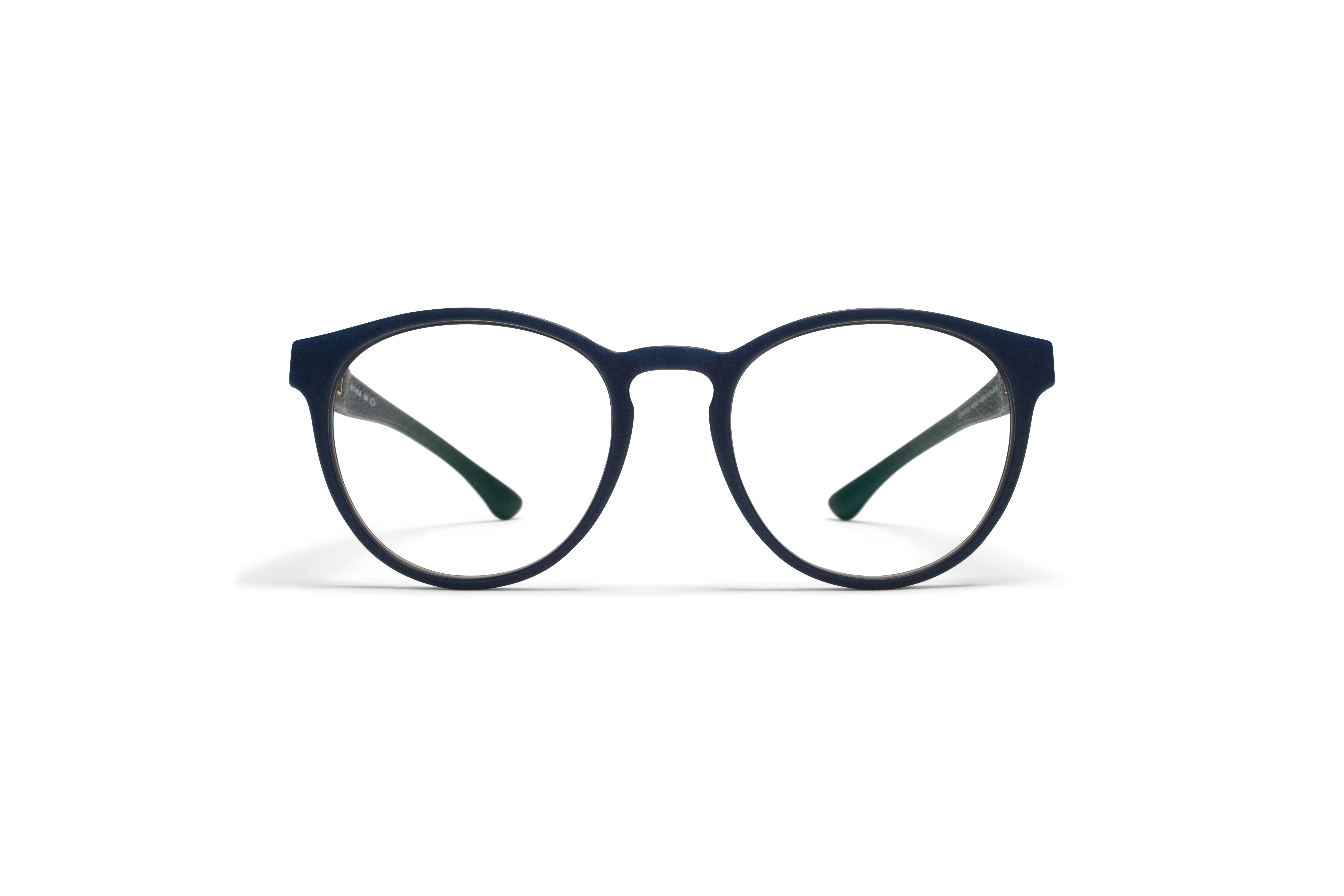 MYKITA Mylon Rx Saba Md25 Navy Blue Clear