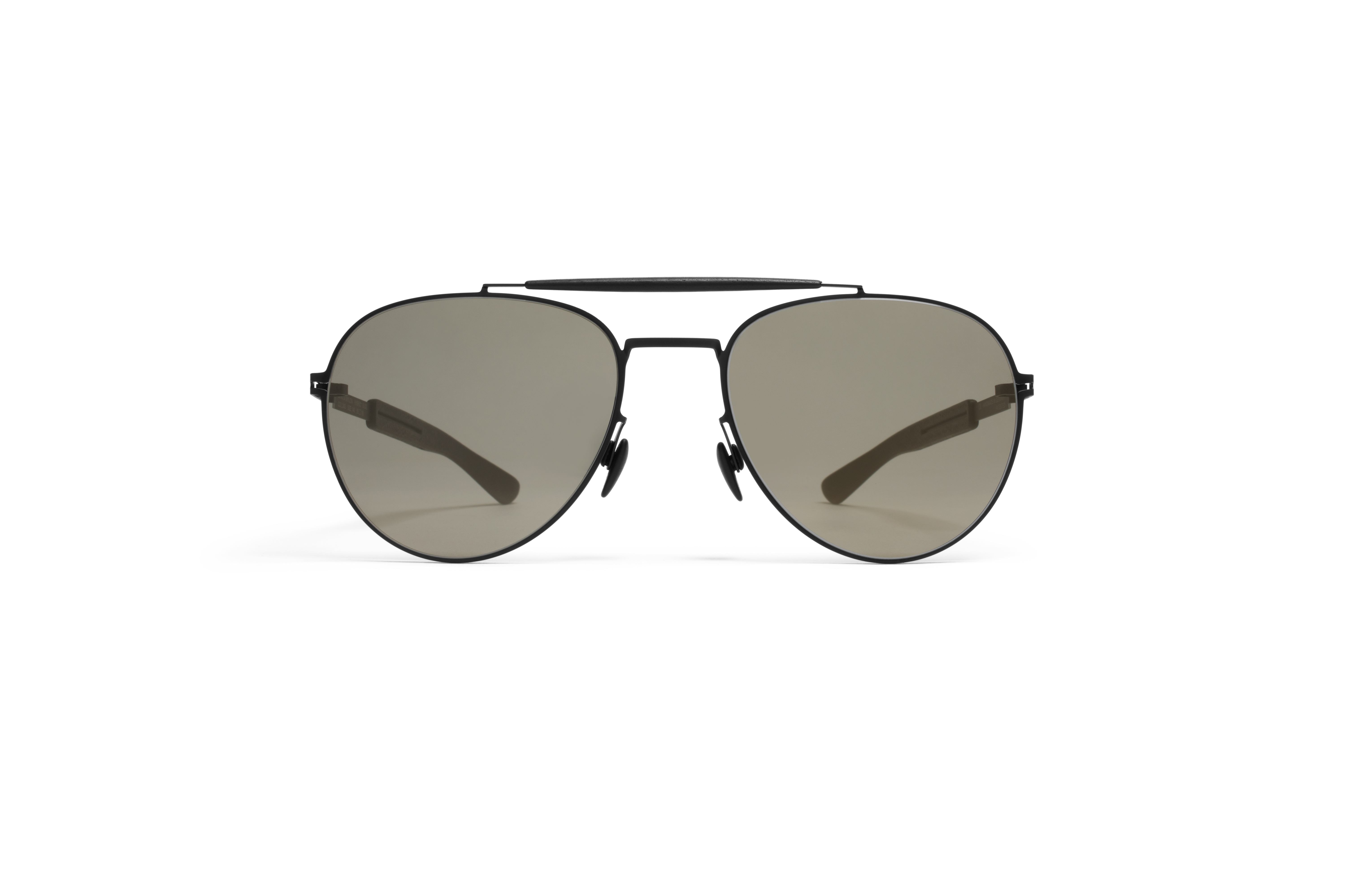 MYKITA Mylon Rx Sloe Mh1 Black Pitch Black Gunmeta5655bf7fab621