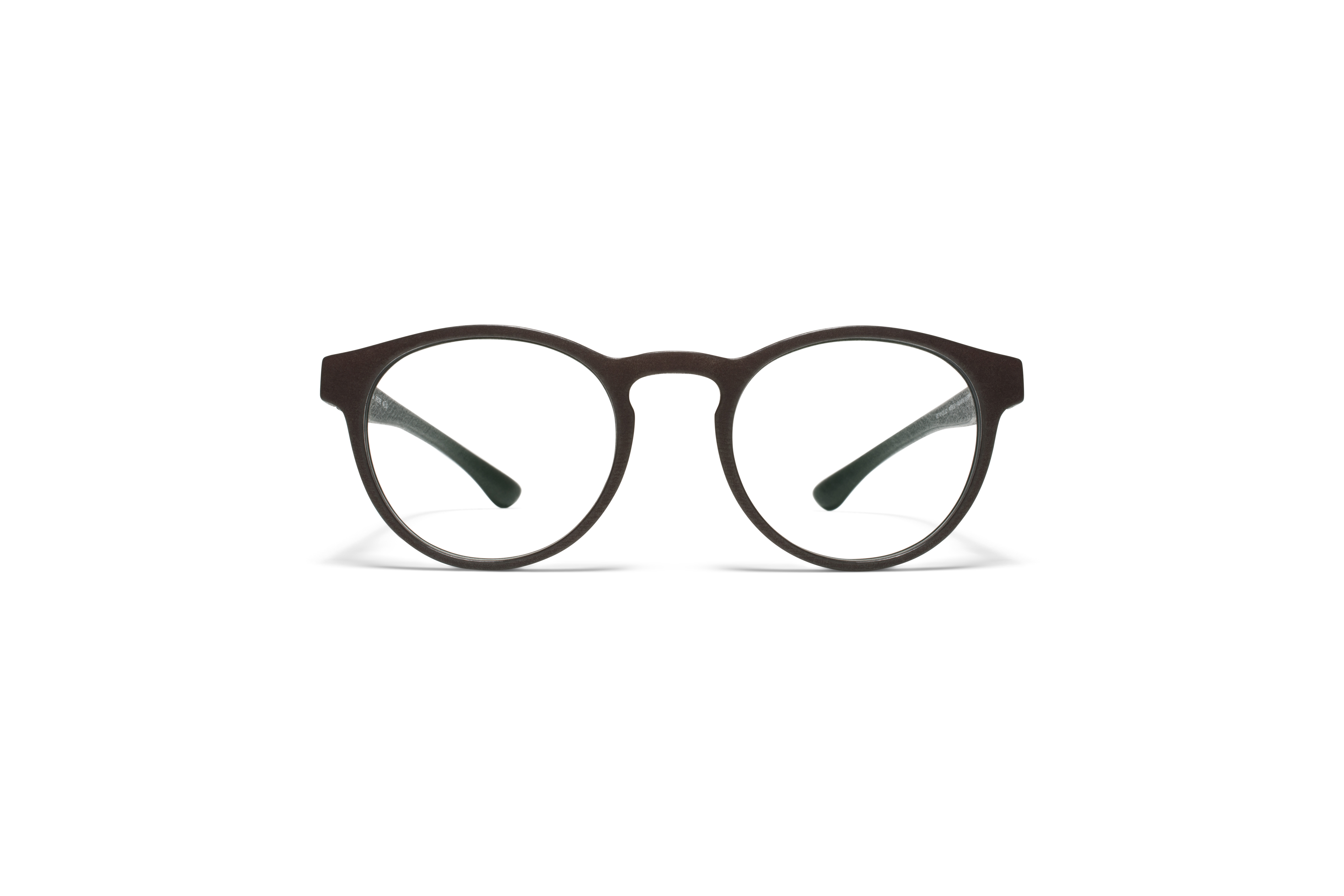 MYKITA Mylon Rx Spectre Md22 Ebony Brown Clear