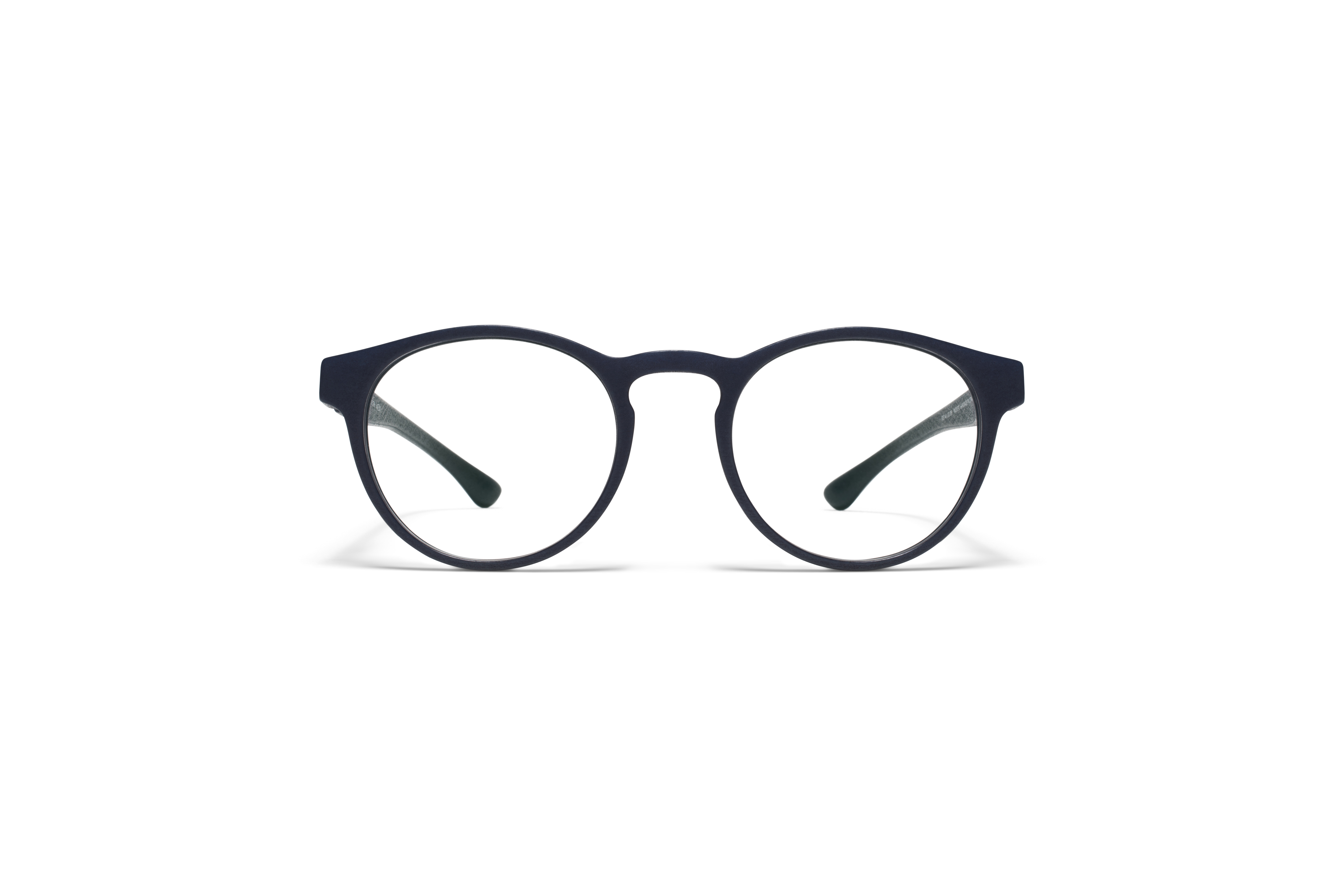 MYKITA Mylon Rx Spectre Md25 Navy Blue Clear