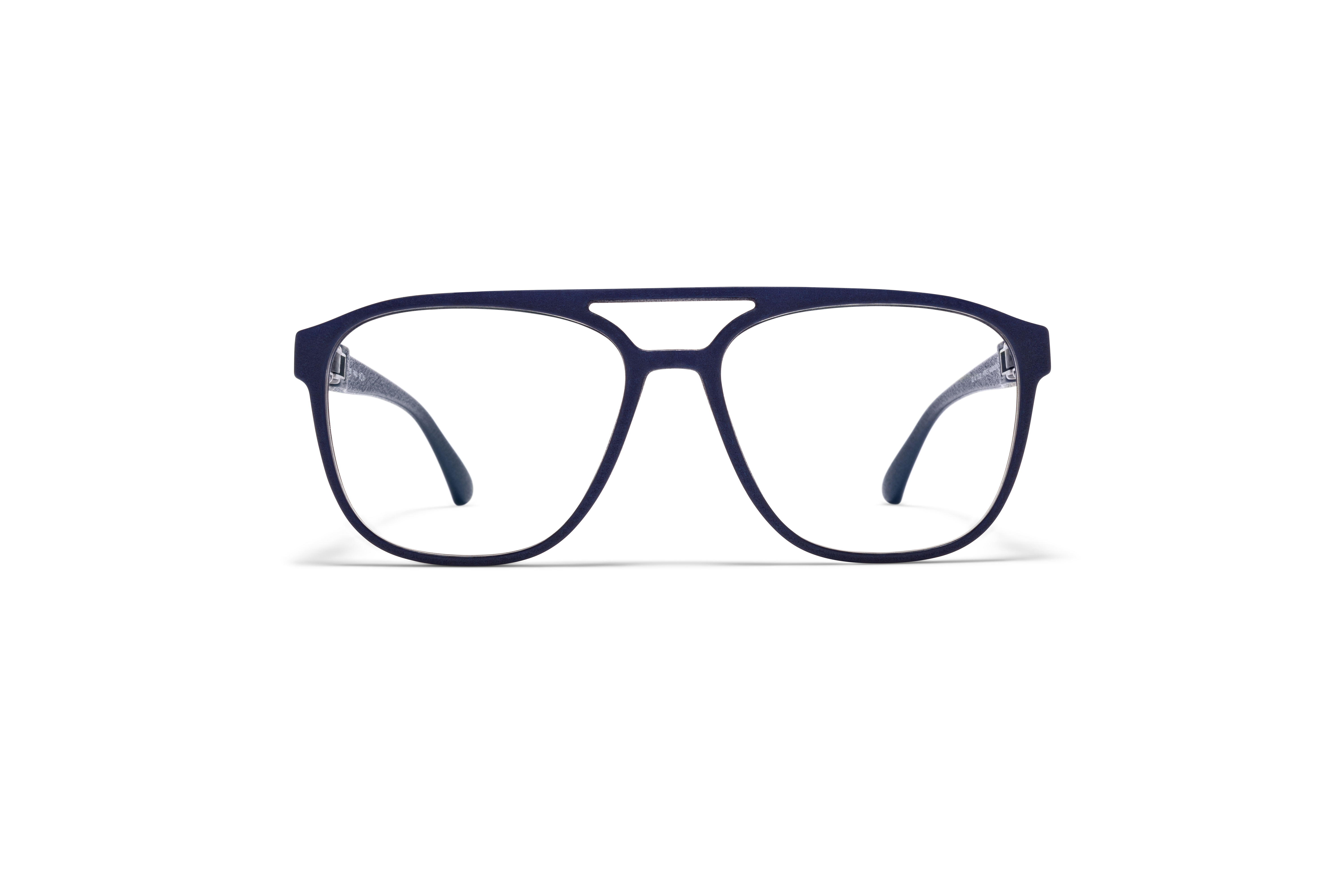 MYKITA Mylon Rx Track Md25 Navy Blue Clear
