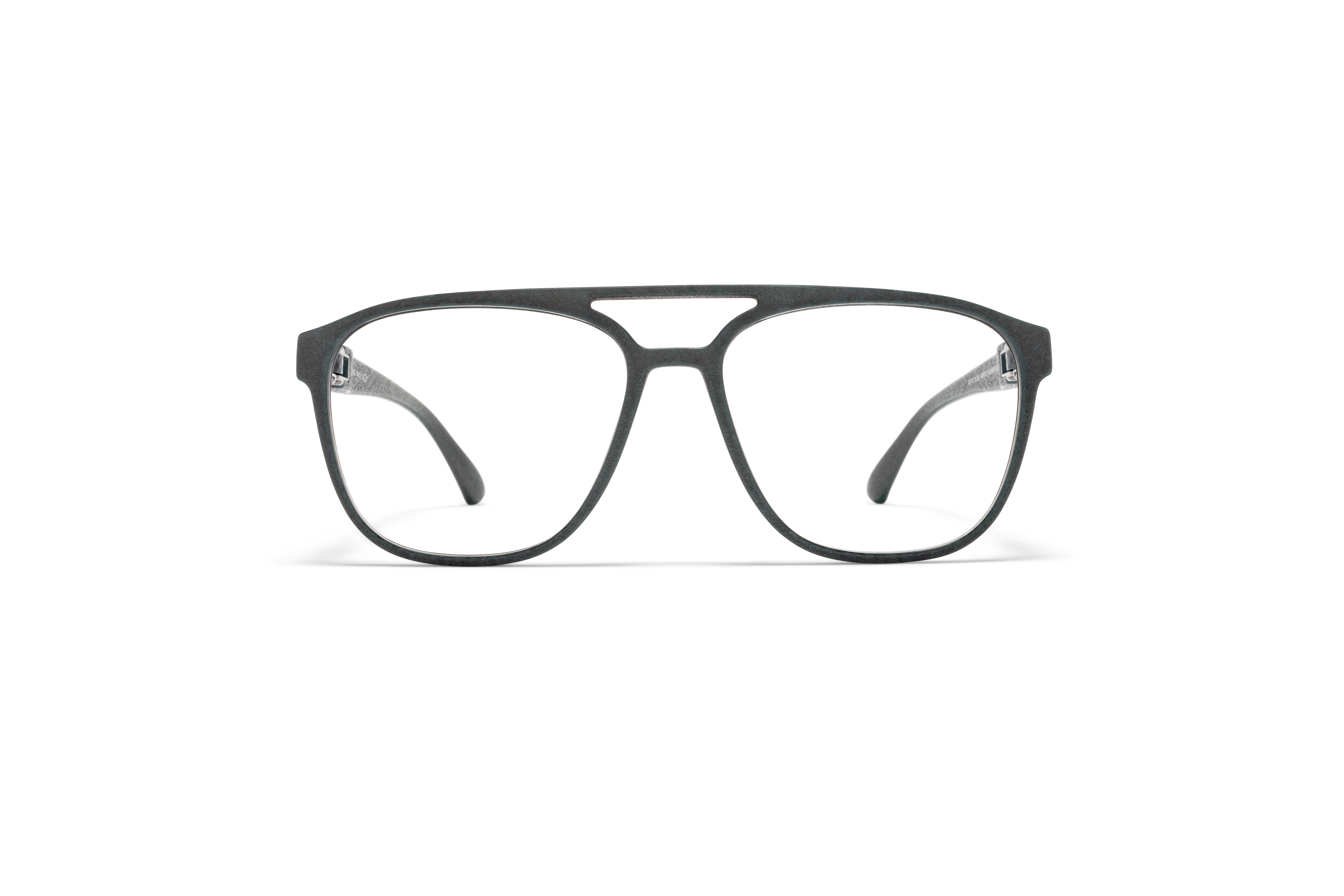 MYKITA Mylon Rx Track Md8 Strom Grey Clear