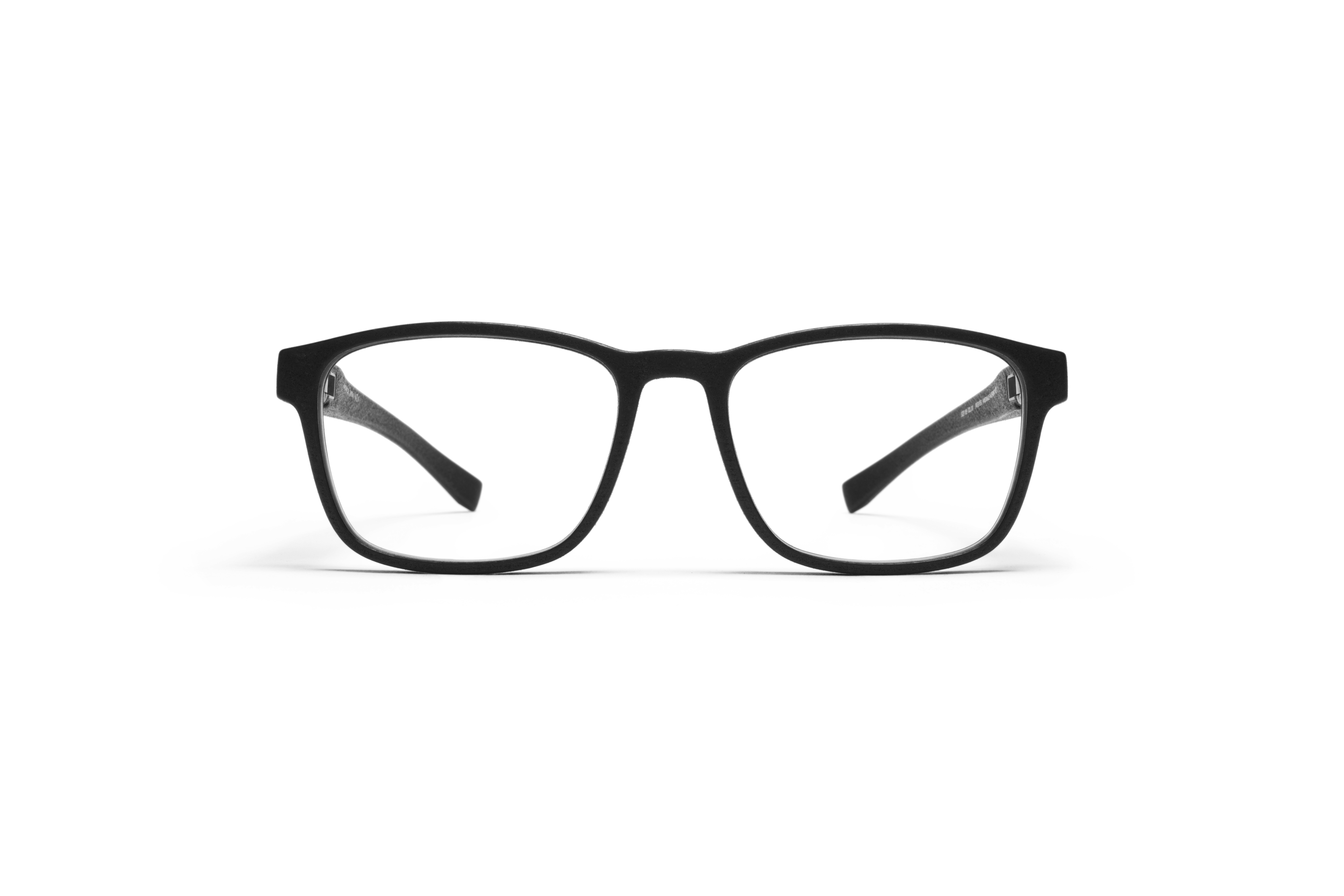 MYKITA Mylon Rx Triton Md1 Pitch Black Clear