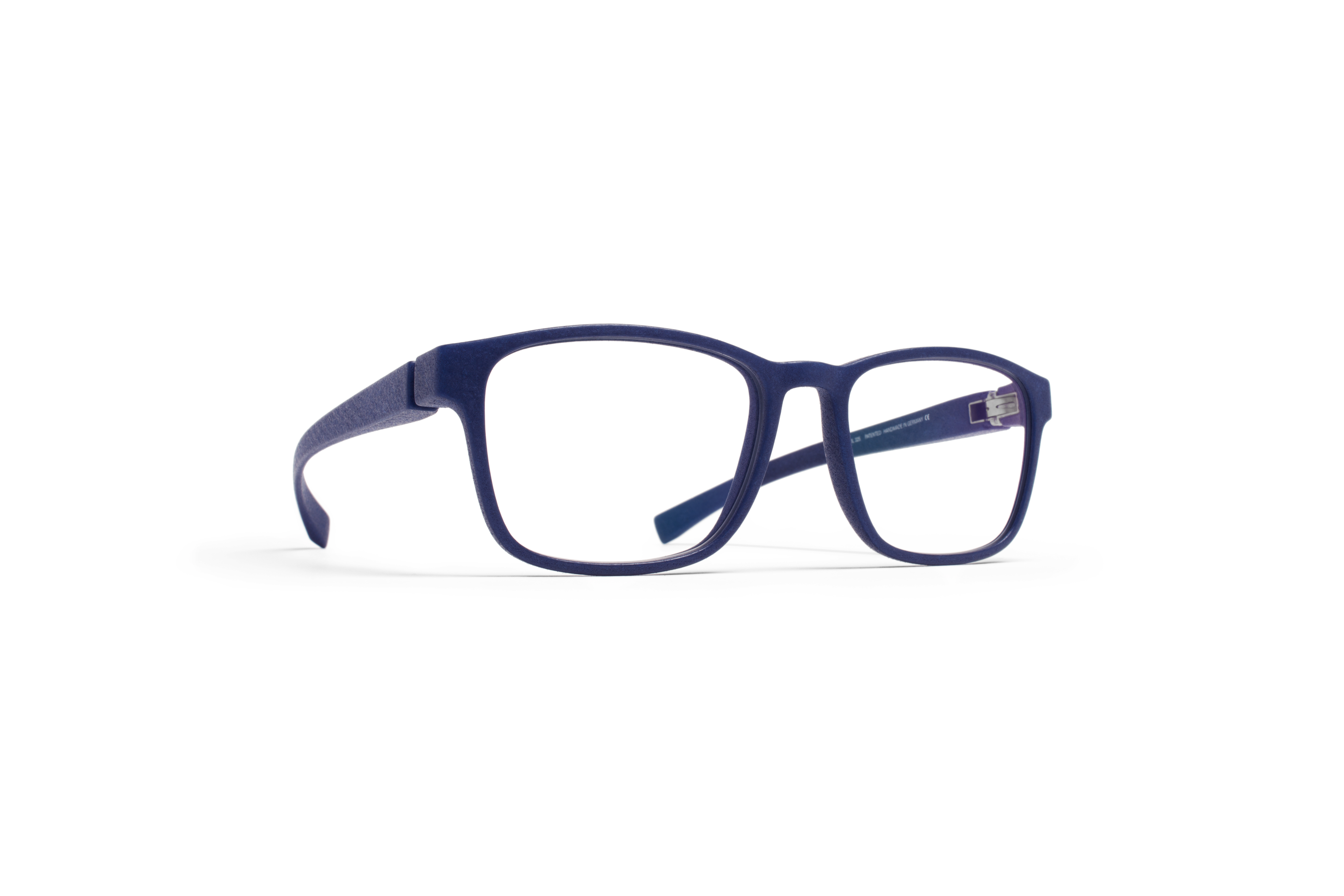 MYKITA Mylon Rx Triton Md25 Navy Blue Clear