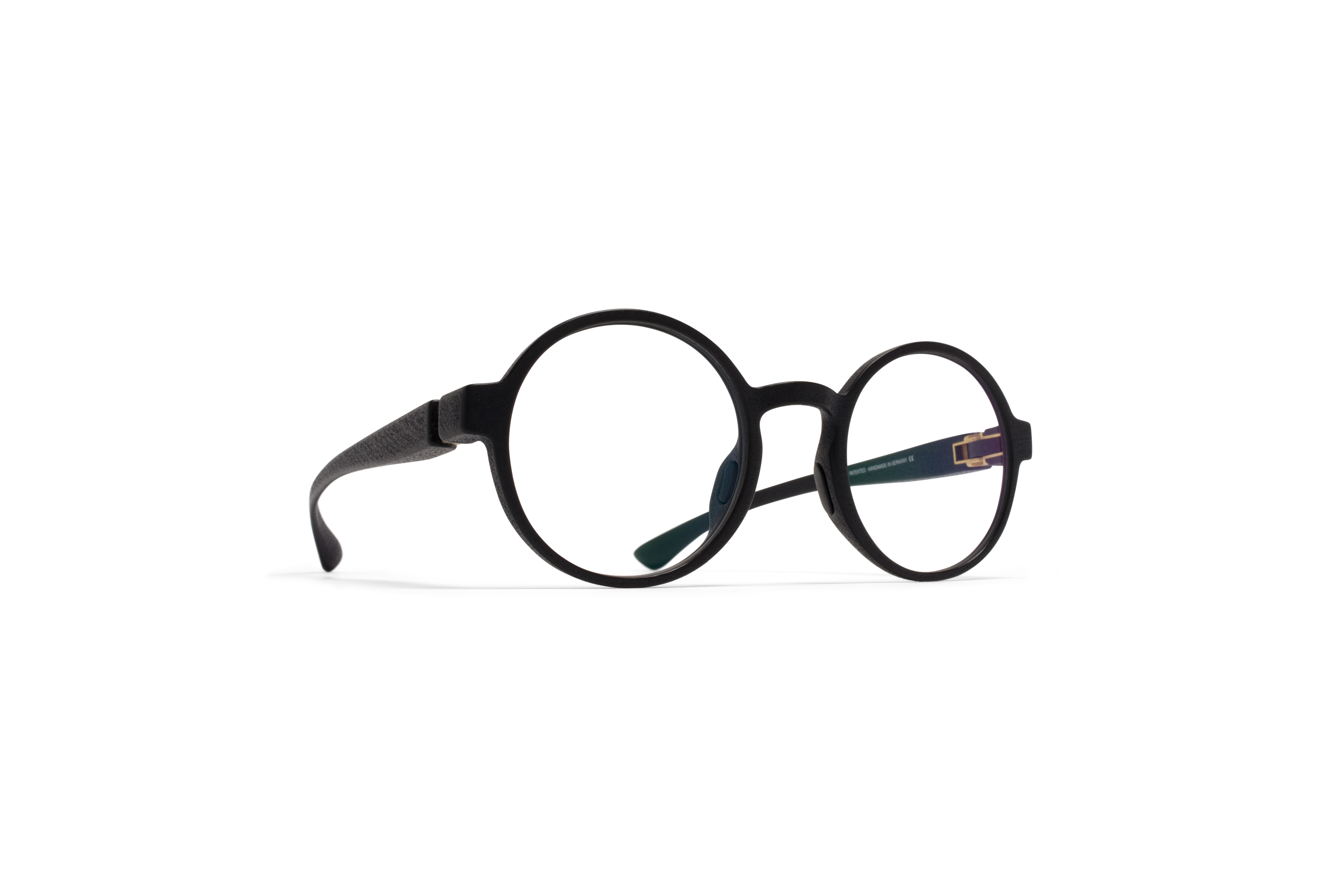 MYKITA Mylon Rx Yoshy Md1 Pitch Black Clear