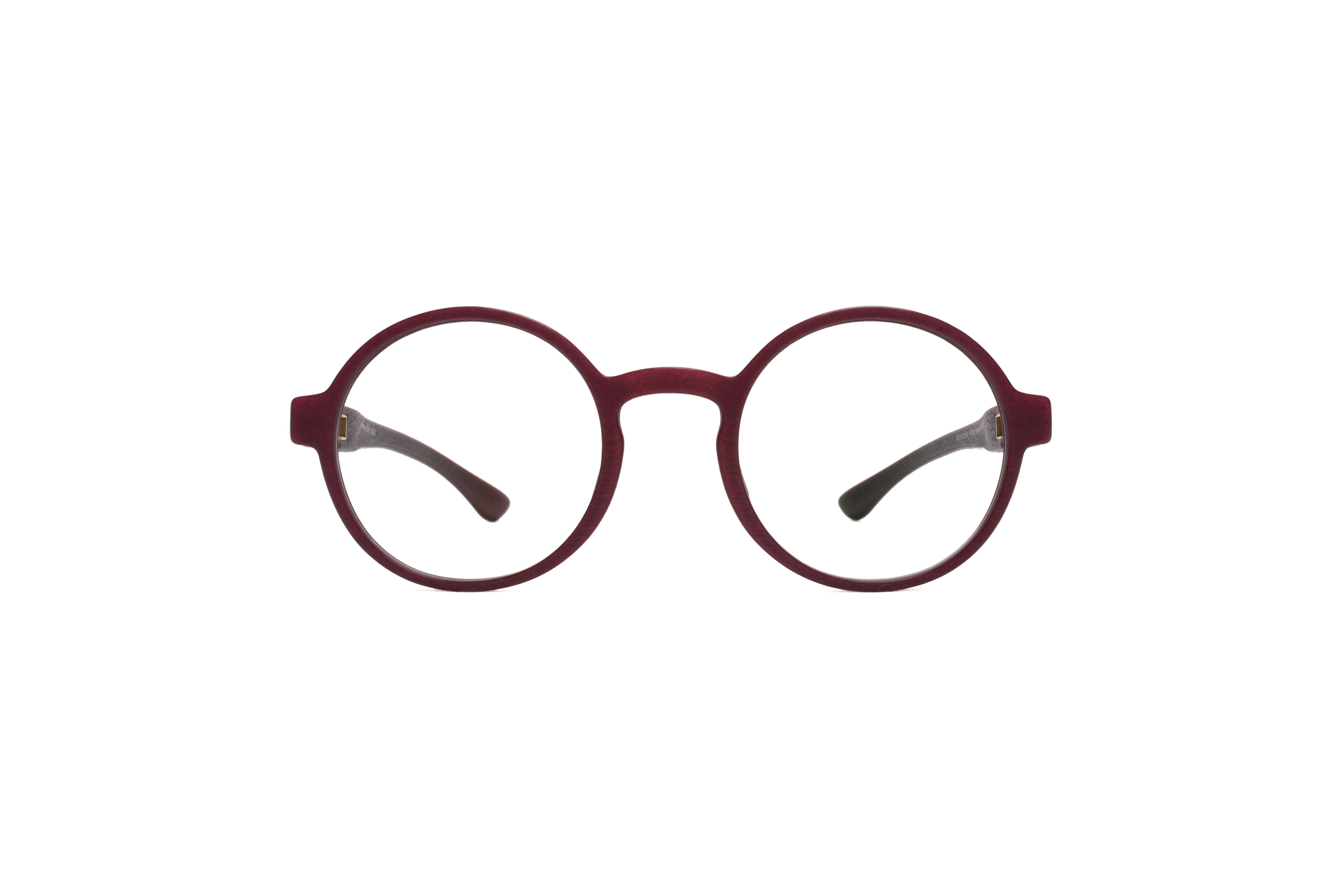 MYKITA Mylon Rx Yoshy Md24 New Aubergine Clear