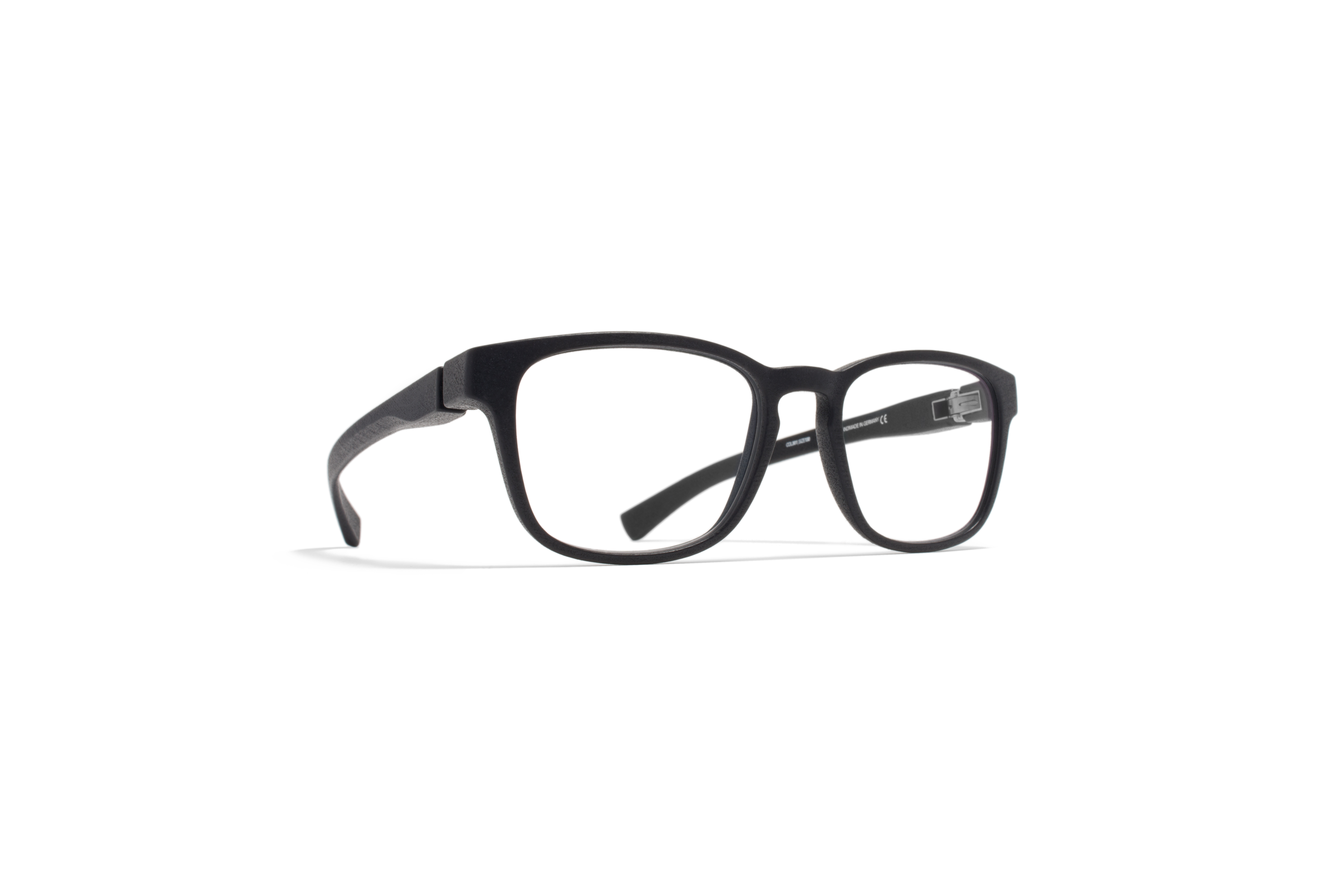 MYKITA Mylon Rx Zaren Md1 Pitch Black Clear