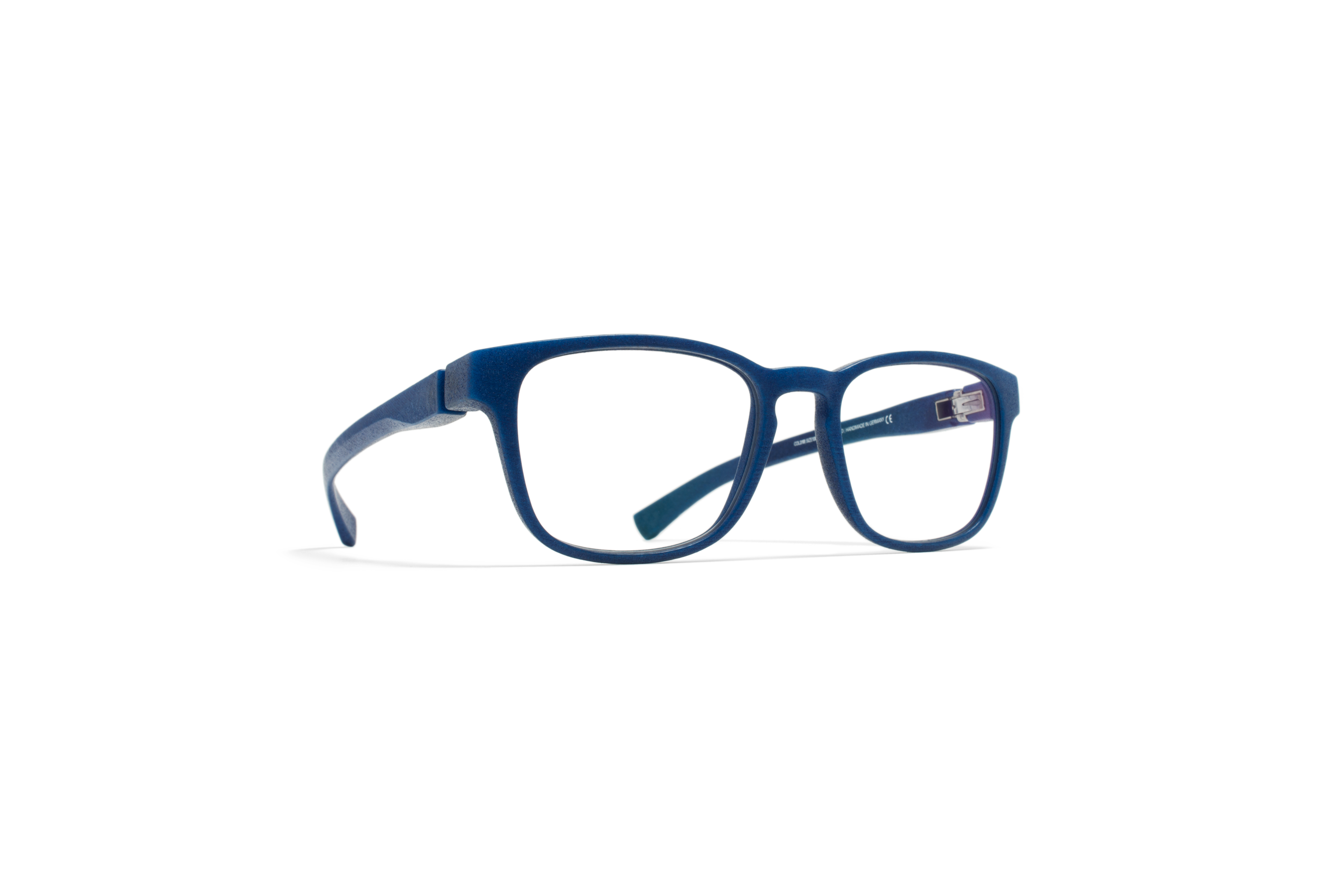MYKITA Mylon Rx Zaren Md18 Night Blue Clear