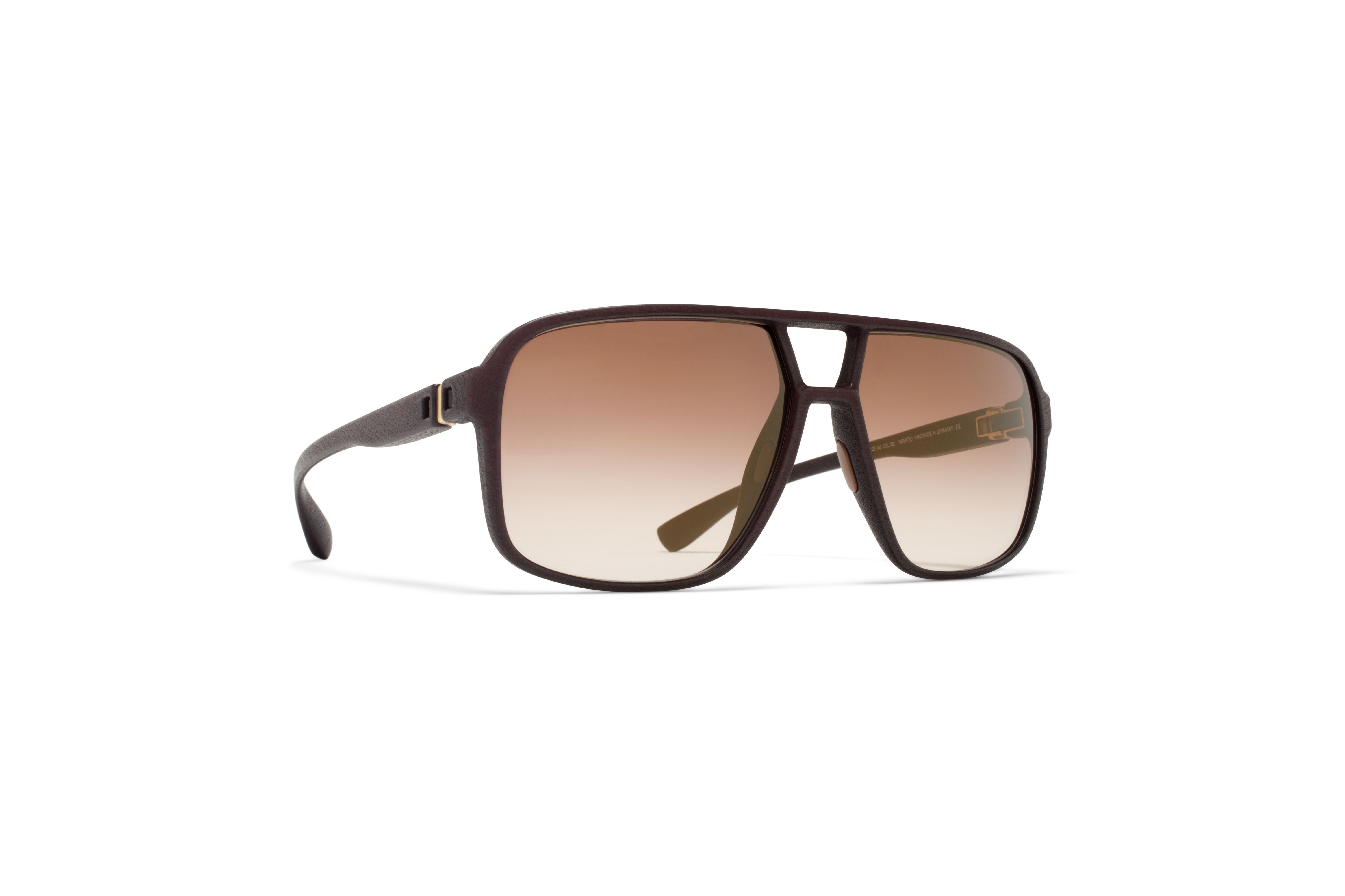 MYKITA Mylon Sun Air Md22 Ebony Brown Cocoa Gradie590b3faaa725f
