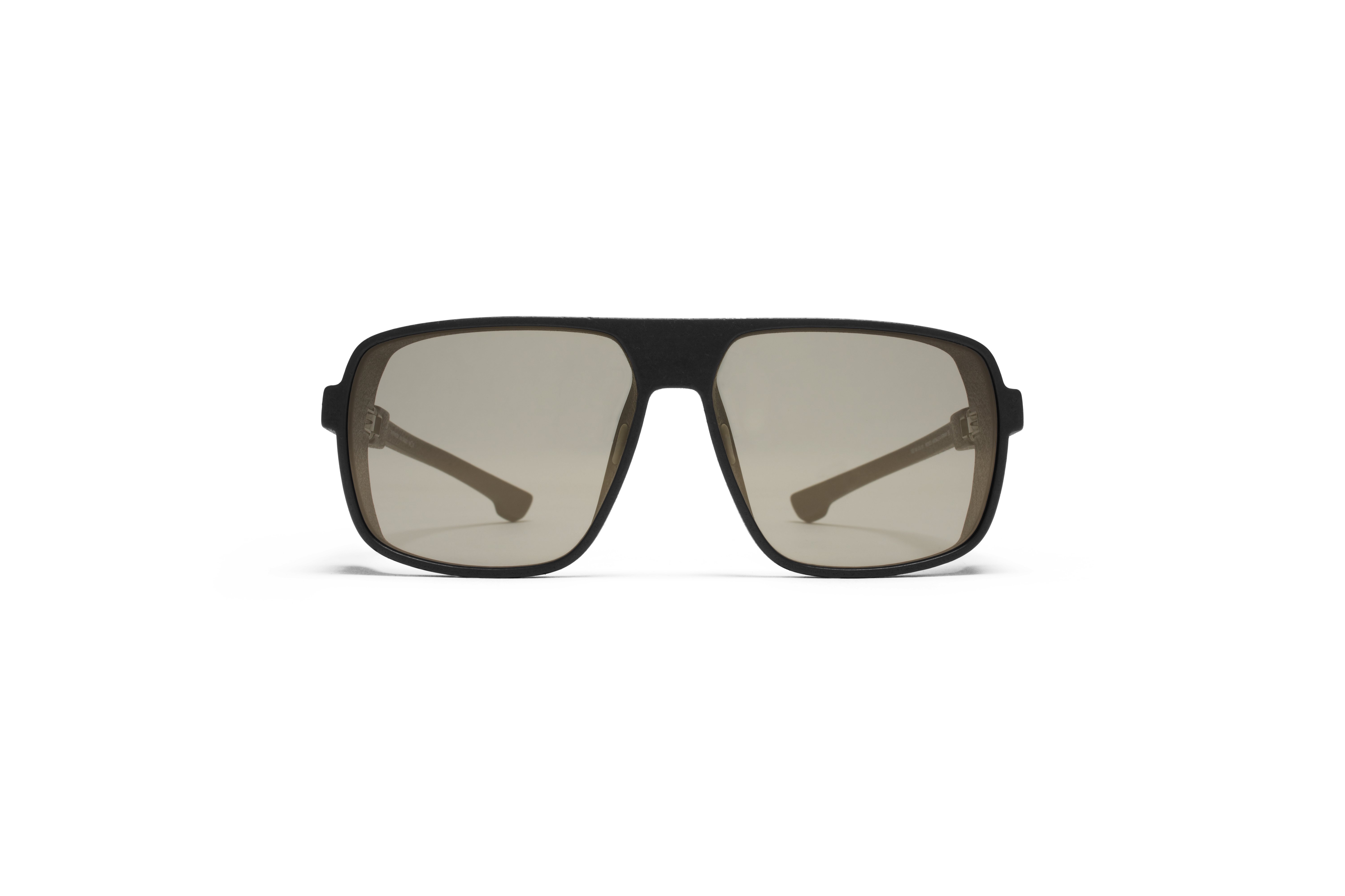 MYKITA Mylon Sun Daggoo Md1 Pitch Black Grey Gunme