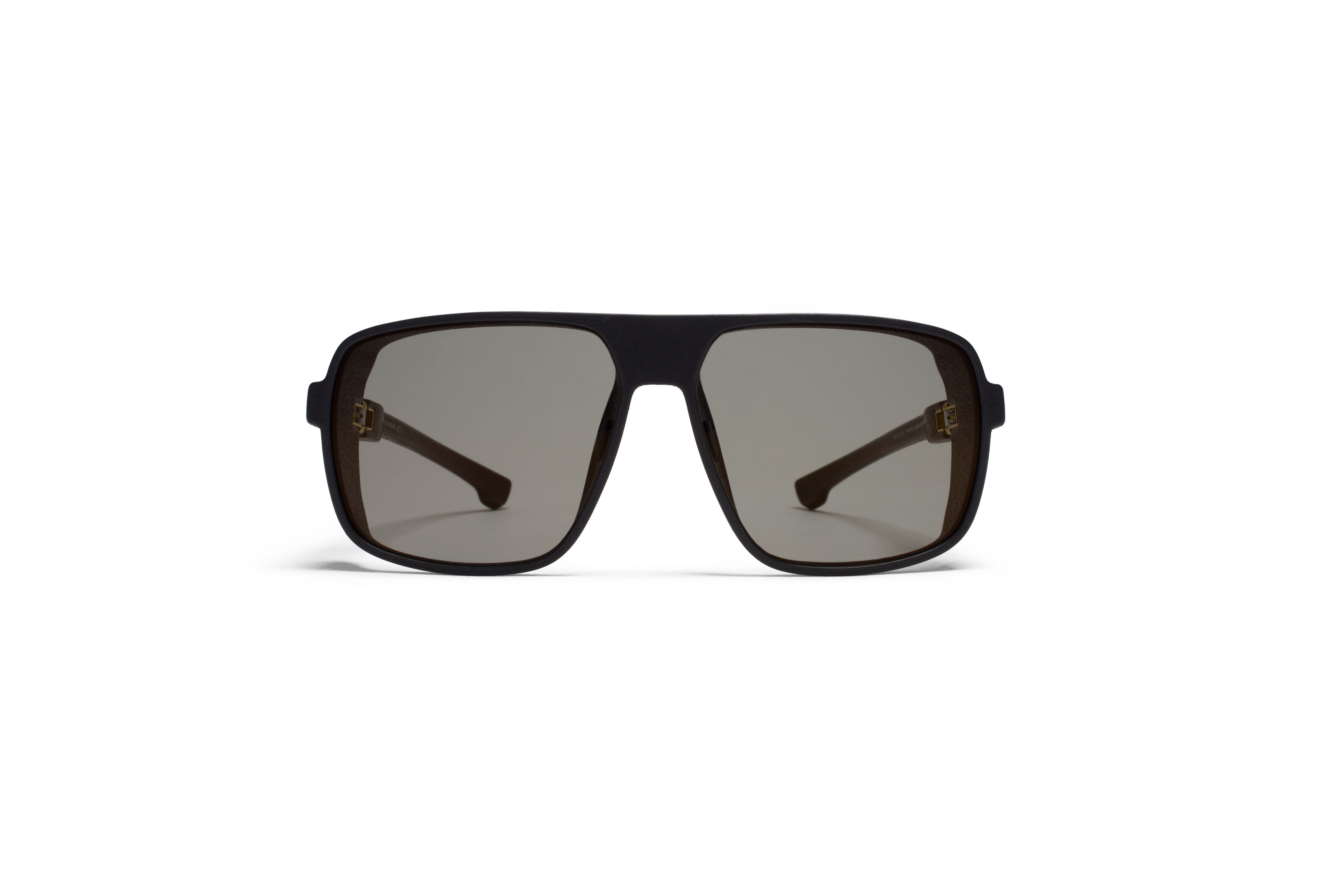 MYKITA Mylon Sun Daggoo Md1 Pitch Black Lightgold574814bc77b79