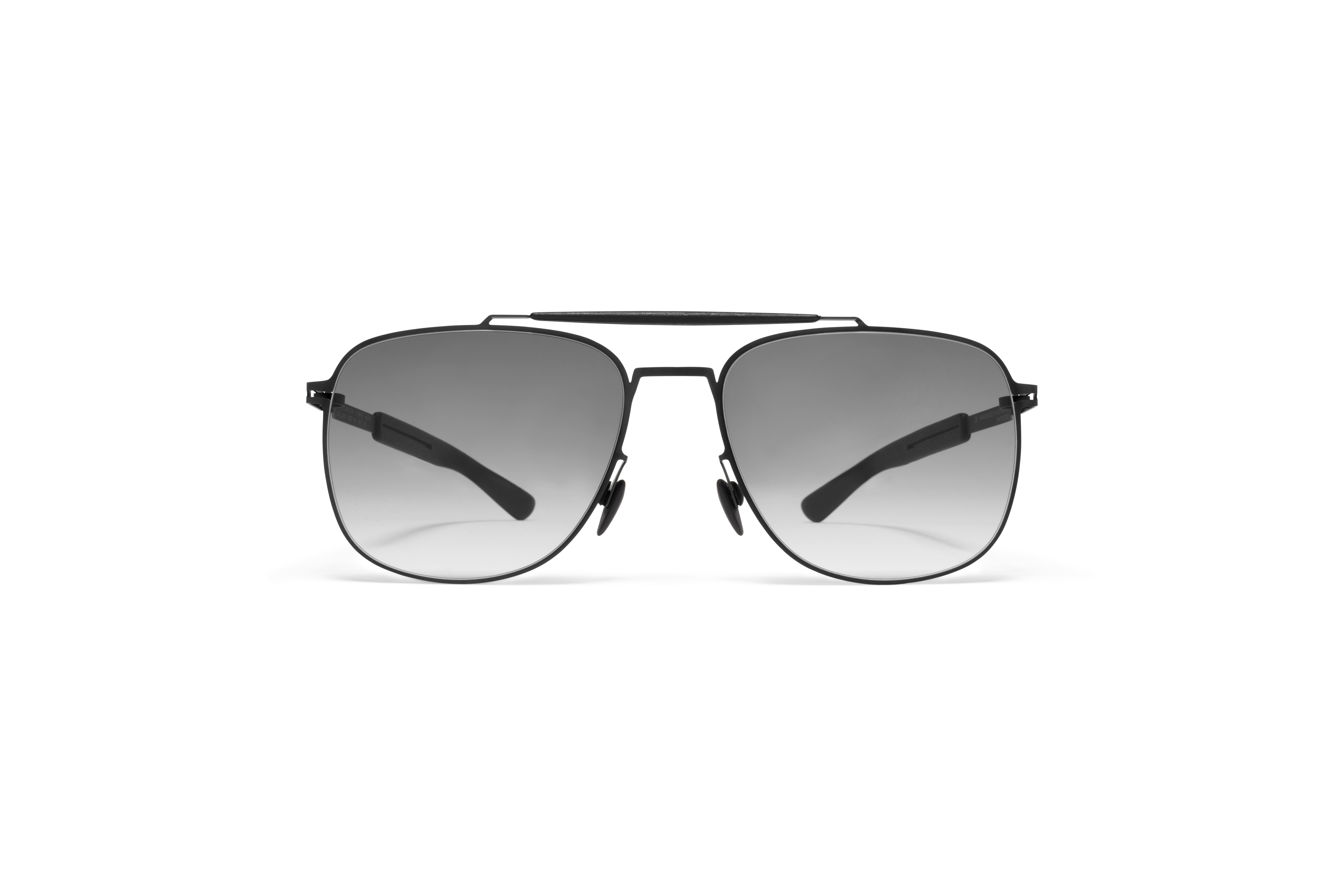MYKITA Mylon Sun Elon Mh1 Black Pitch Black Black590af5941172d