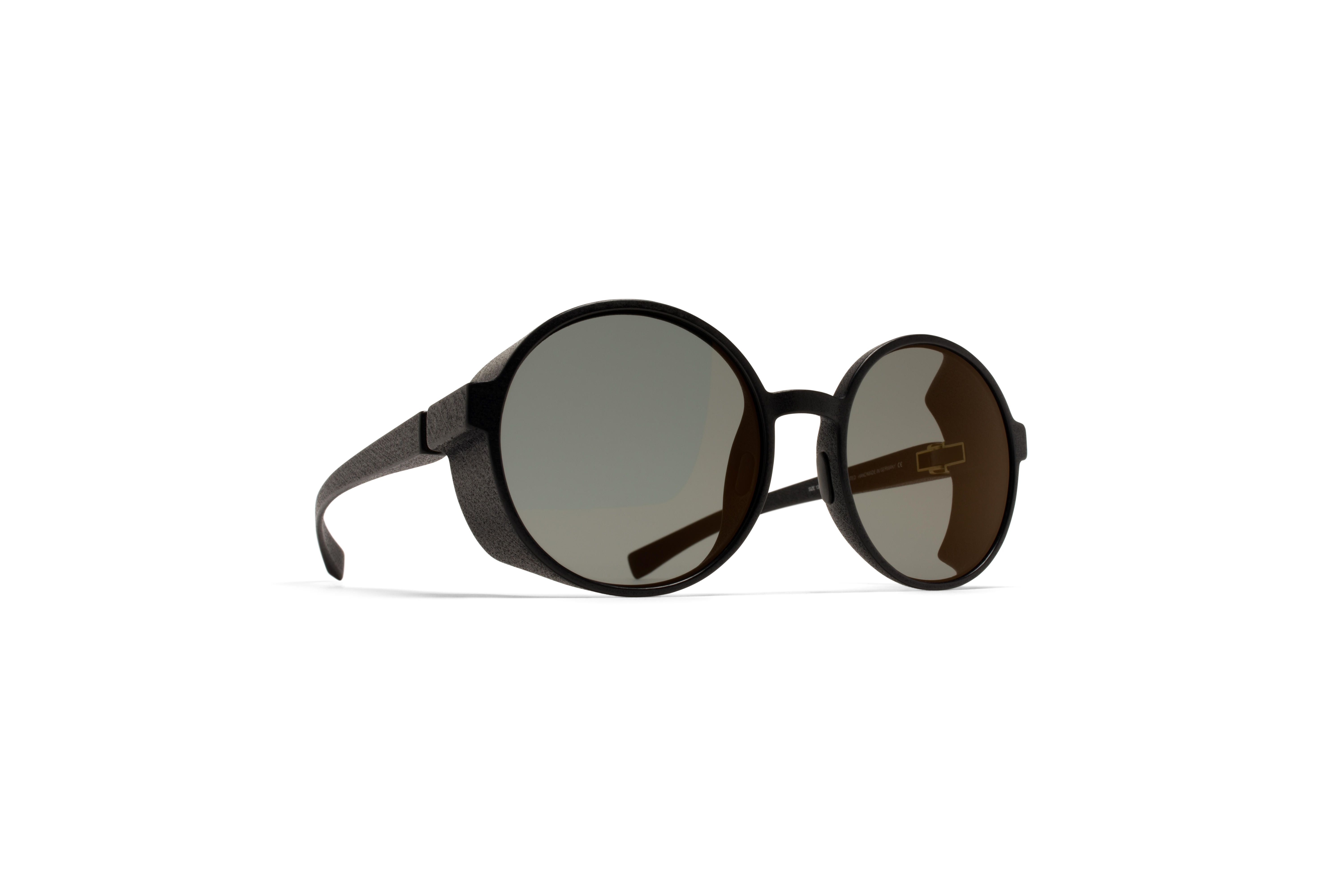 MYKITA Mylon Sun Jiro Md1 Pitch Black Lightgold Fl5808b678a41ba