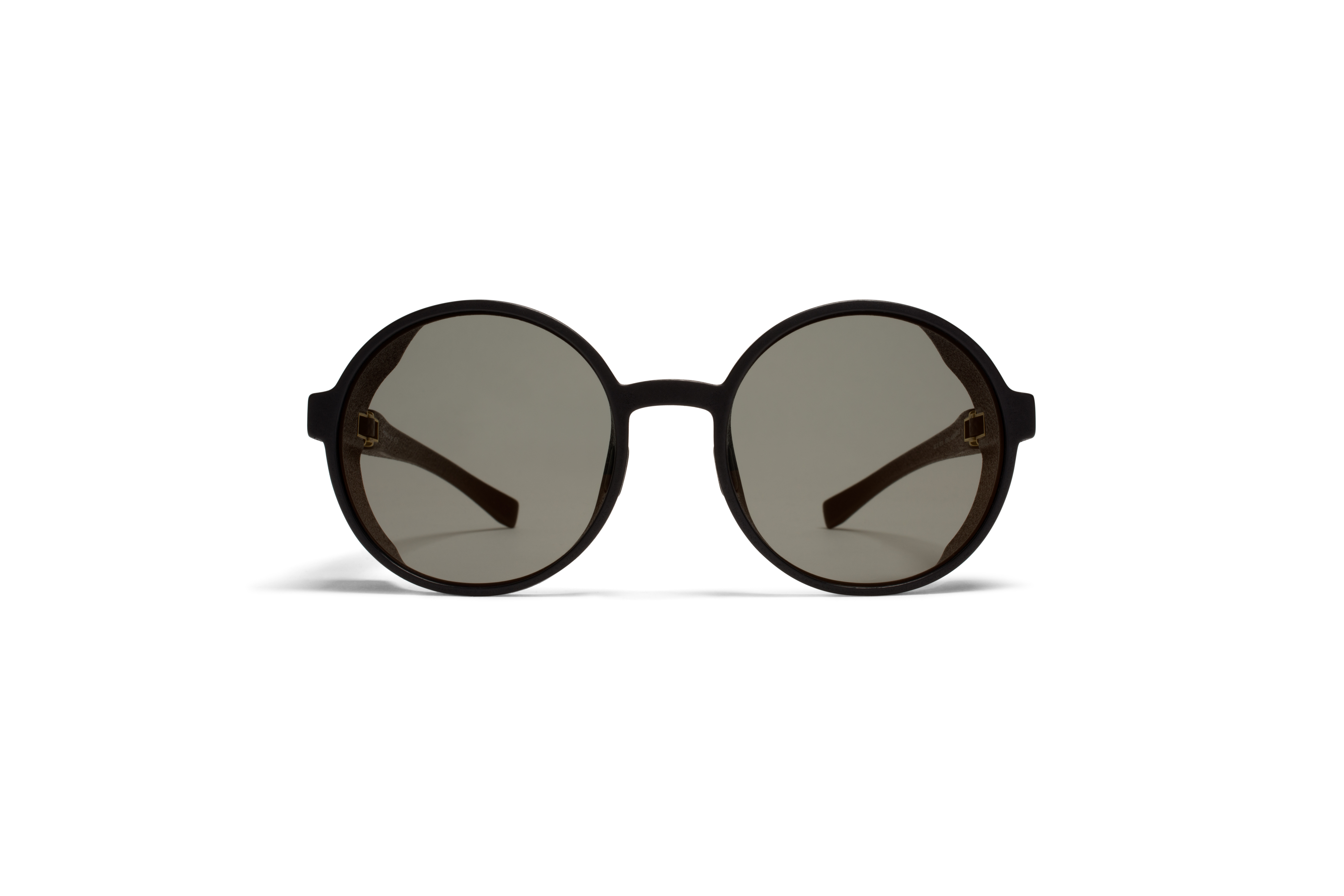 MYKITA Mylon Sun Jiro Md1 Pitch Black Lightgold Fl5808b68c16897
