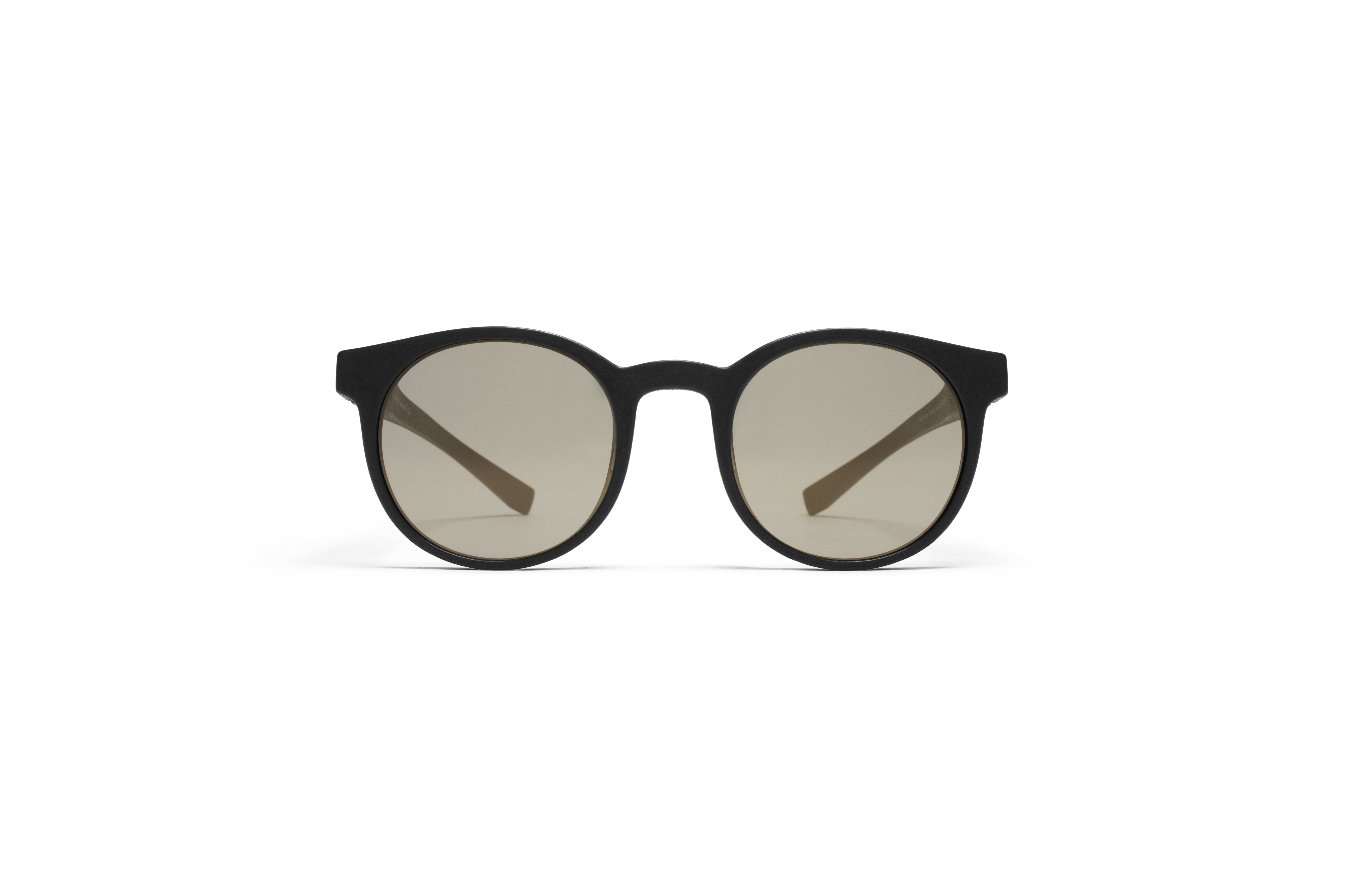 MYKITA Mylon Sun Omega Md1 Pitch Black Gunmetal Fl562b6c233aab2
