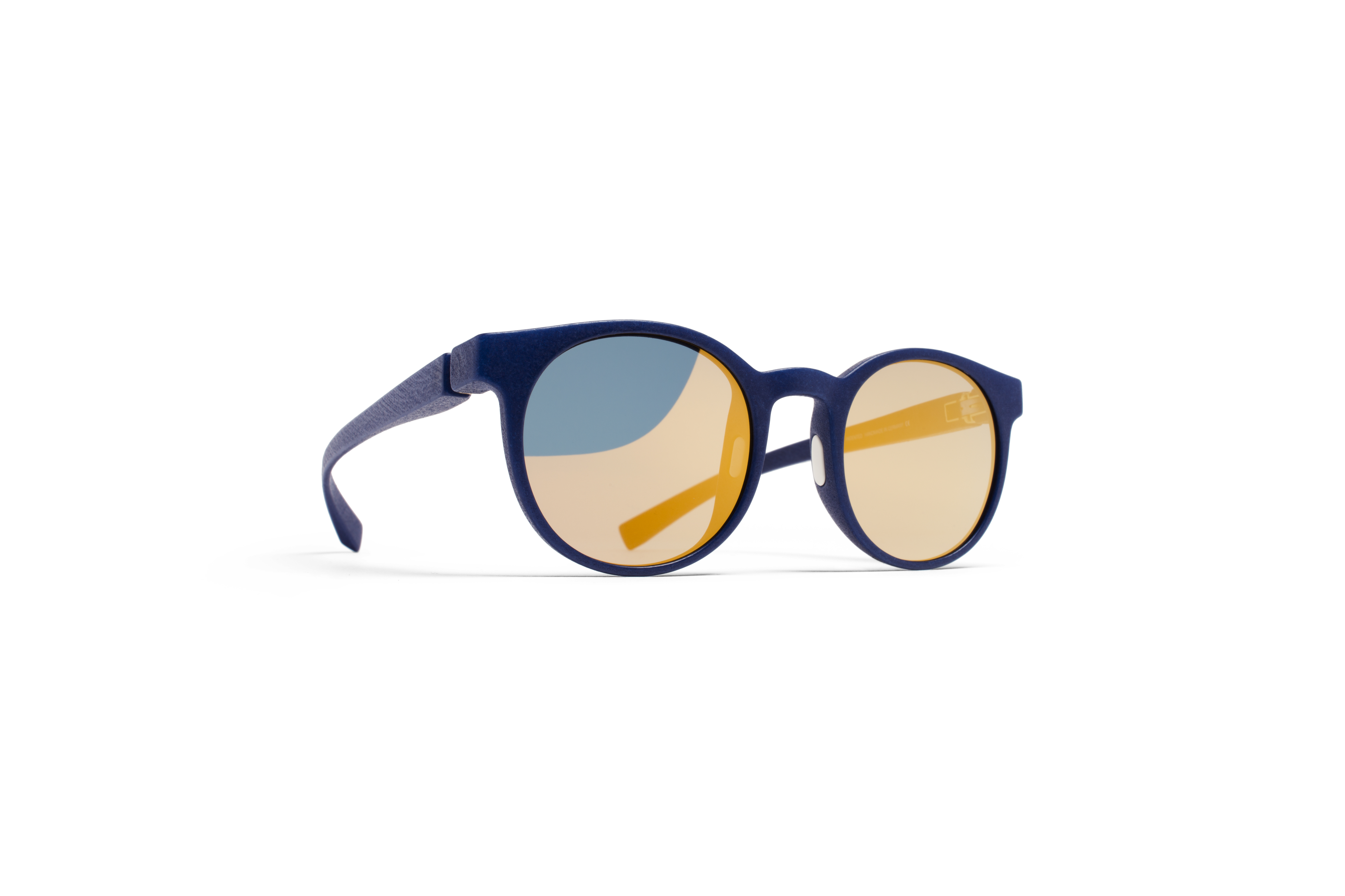 MYKITA Mylon Sun Omega Md25 Navy Blue Grey Pearlyg574ed77436553