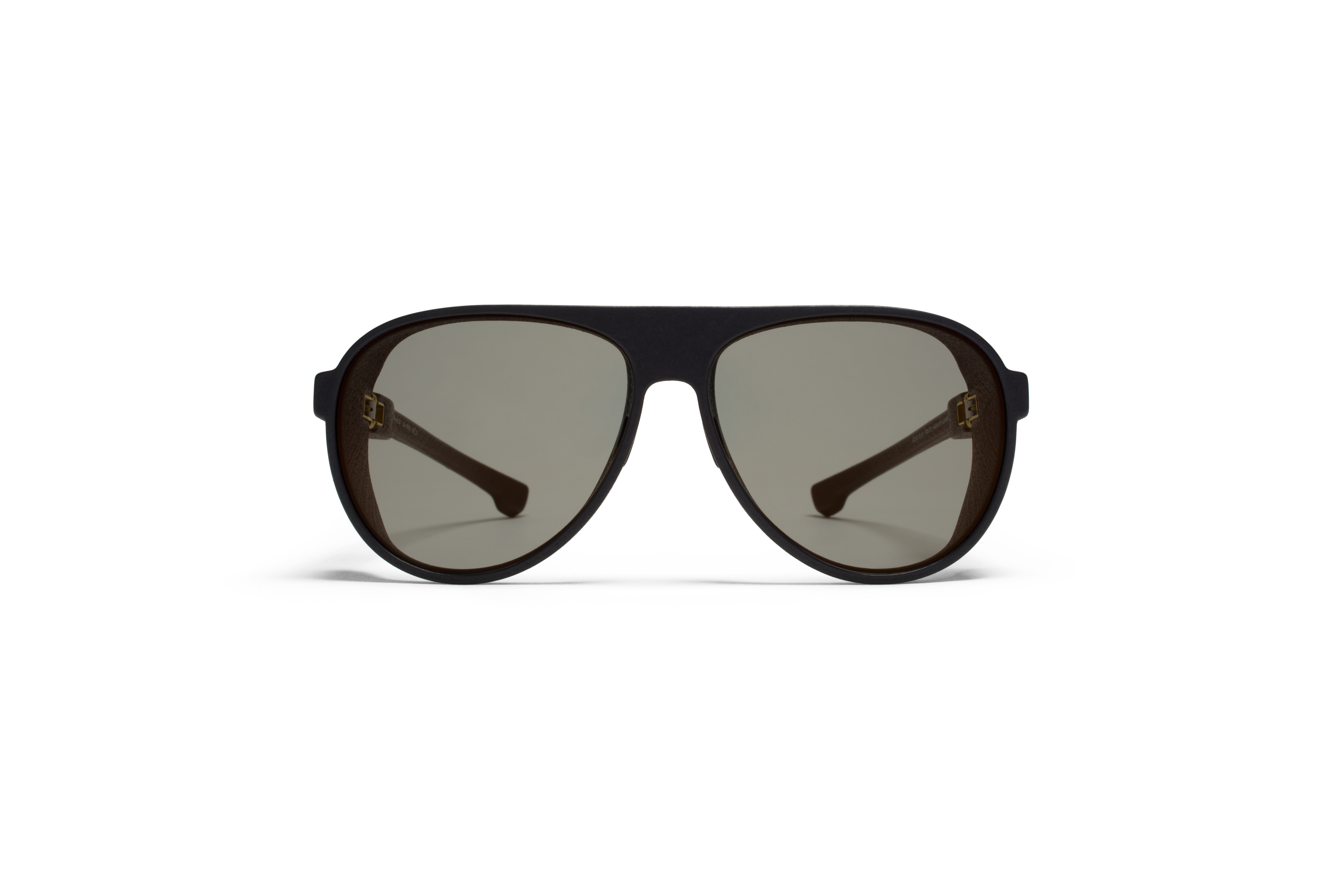 MYKITA Mylon Sun Perth Md1 Pitch Black Lightgold F570f991ca0df6