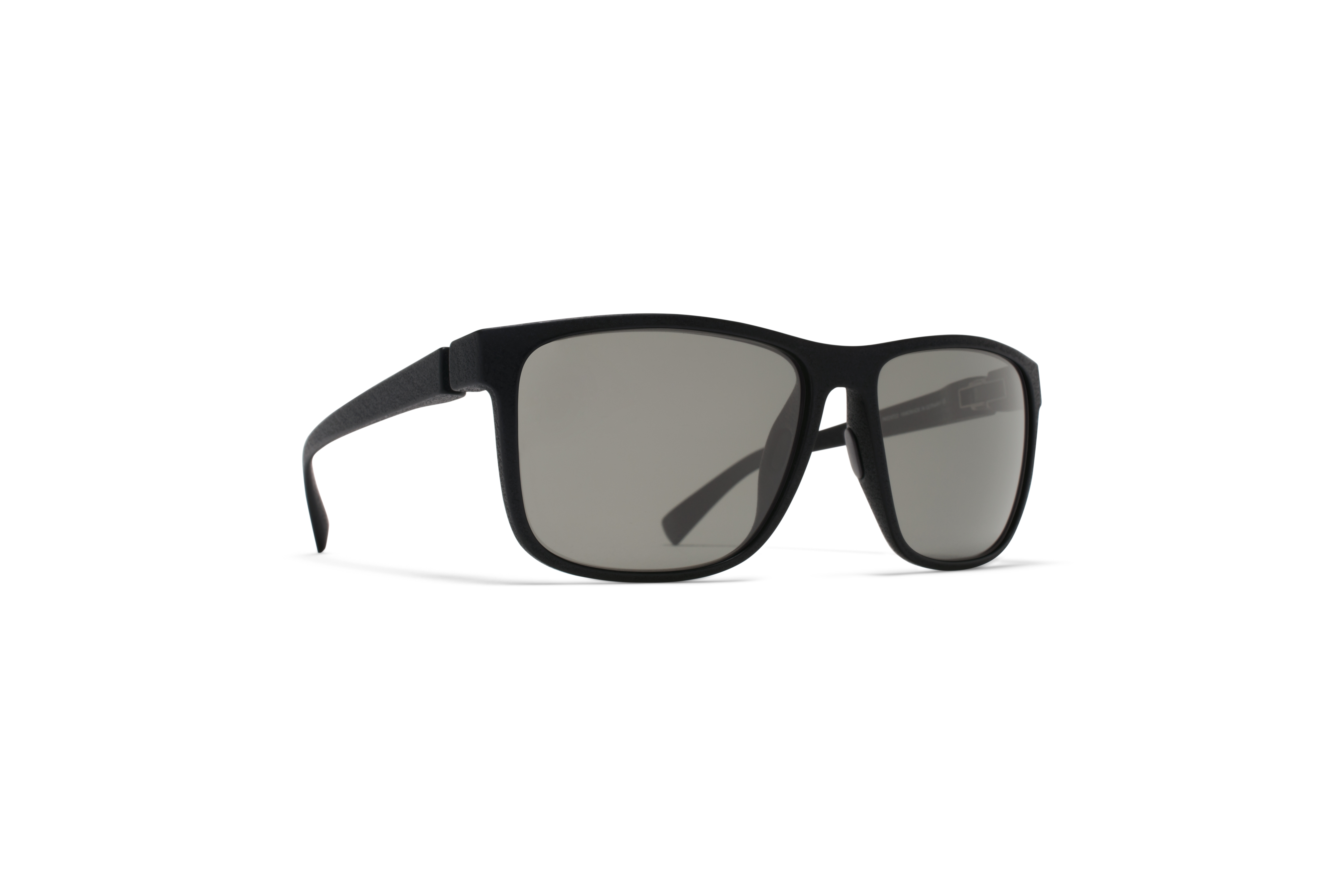 MYKITA Mylon Sun Rider Md1 Pitch Black Grey Polari580a40eec75c5