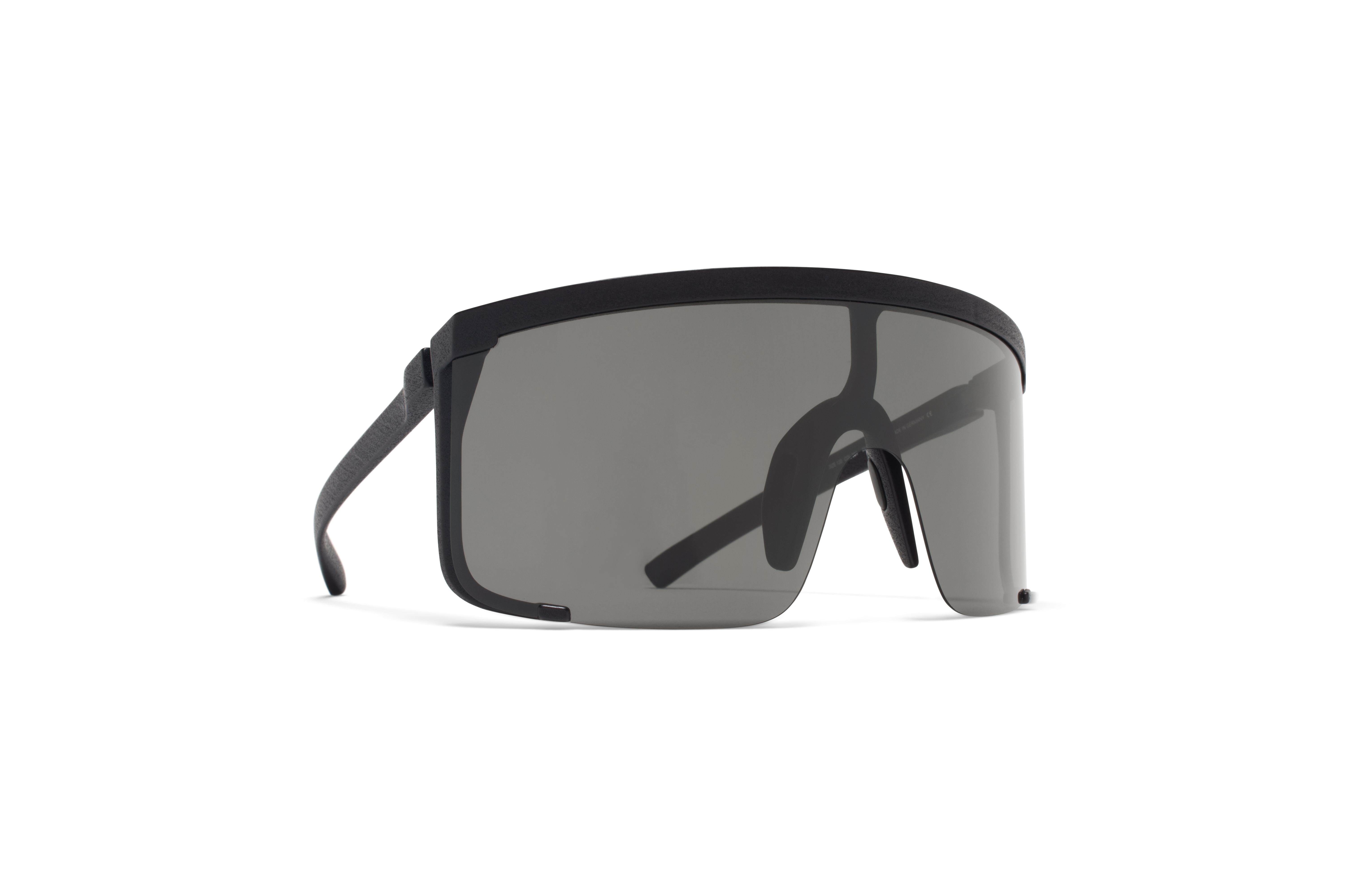 MYKITA Mylon Sun Rocket Md1 Pitch Black Darkgrey S58d52eefd7e18