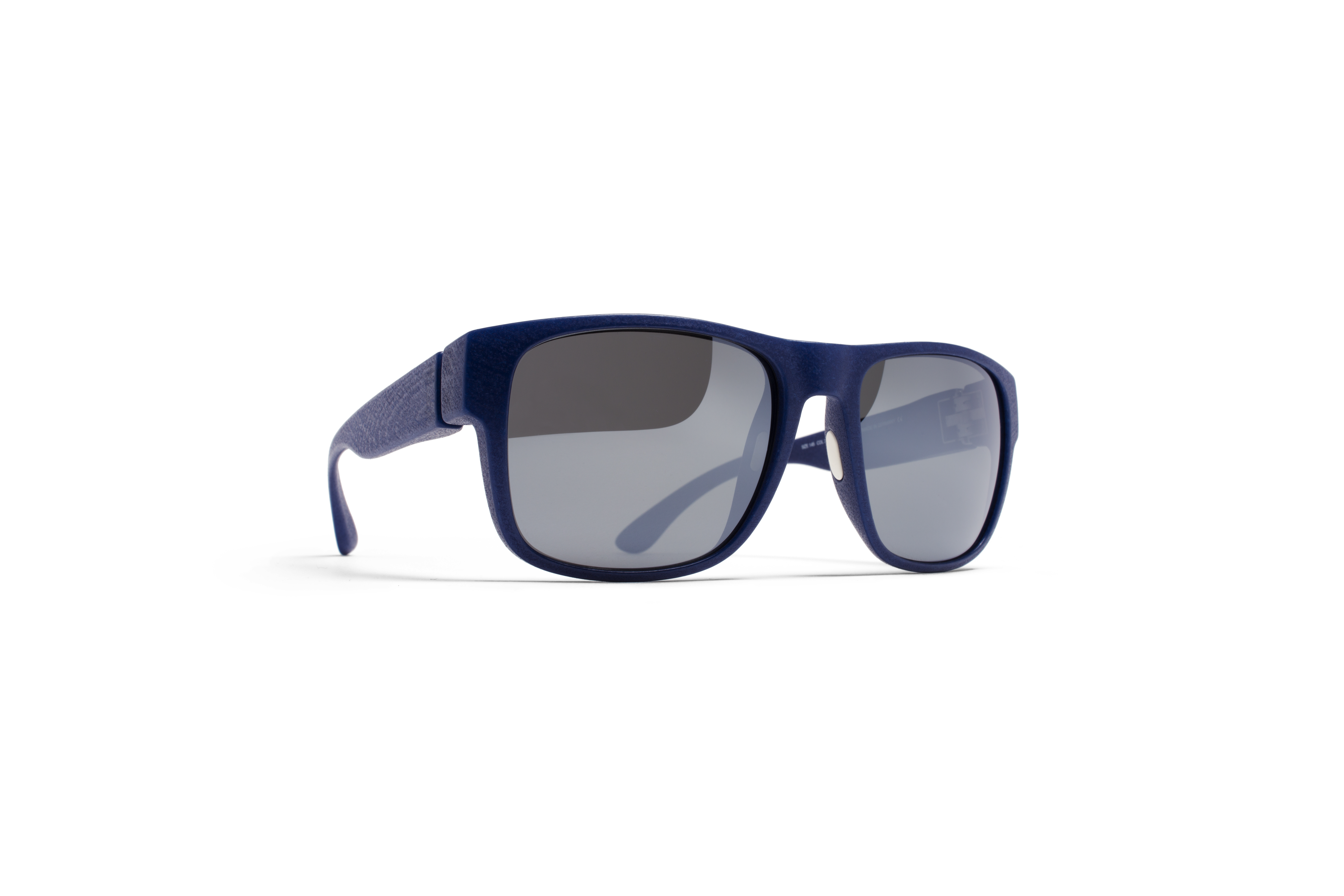 MYKITA Mylon Sun Sharky Md25 Navy Blue Coal Flash