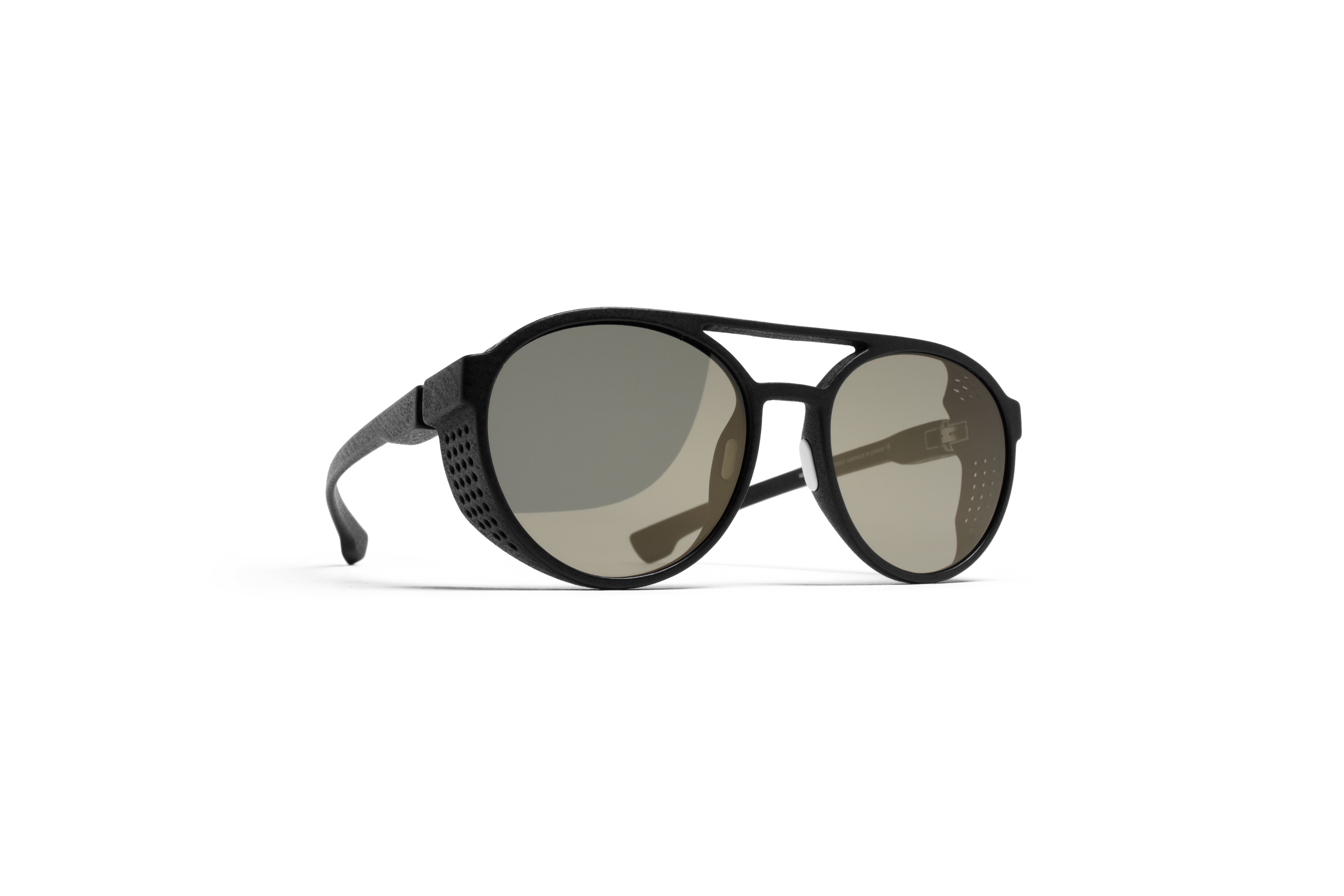 MYKITA Mylon Sun Targa Md1 Pitch Black Gunmetal Fl574ec0fa31e62