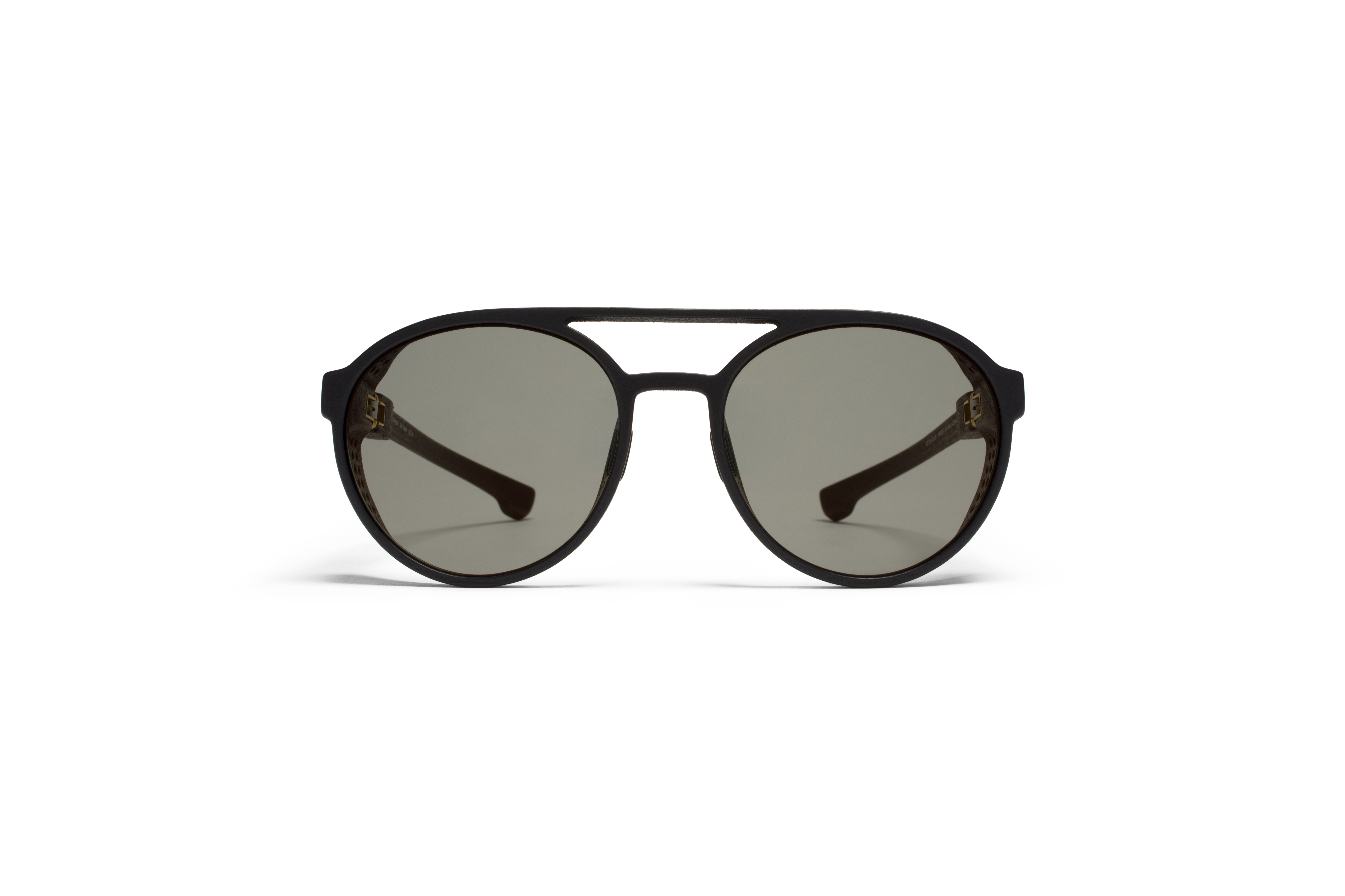 MYKITA Mylon Sun Targa Md1 Pitch Black Lightgold F57fe2cd990f2e
