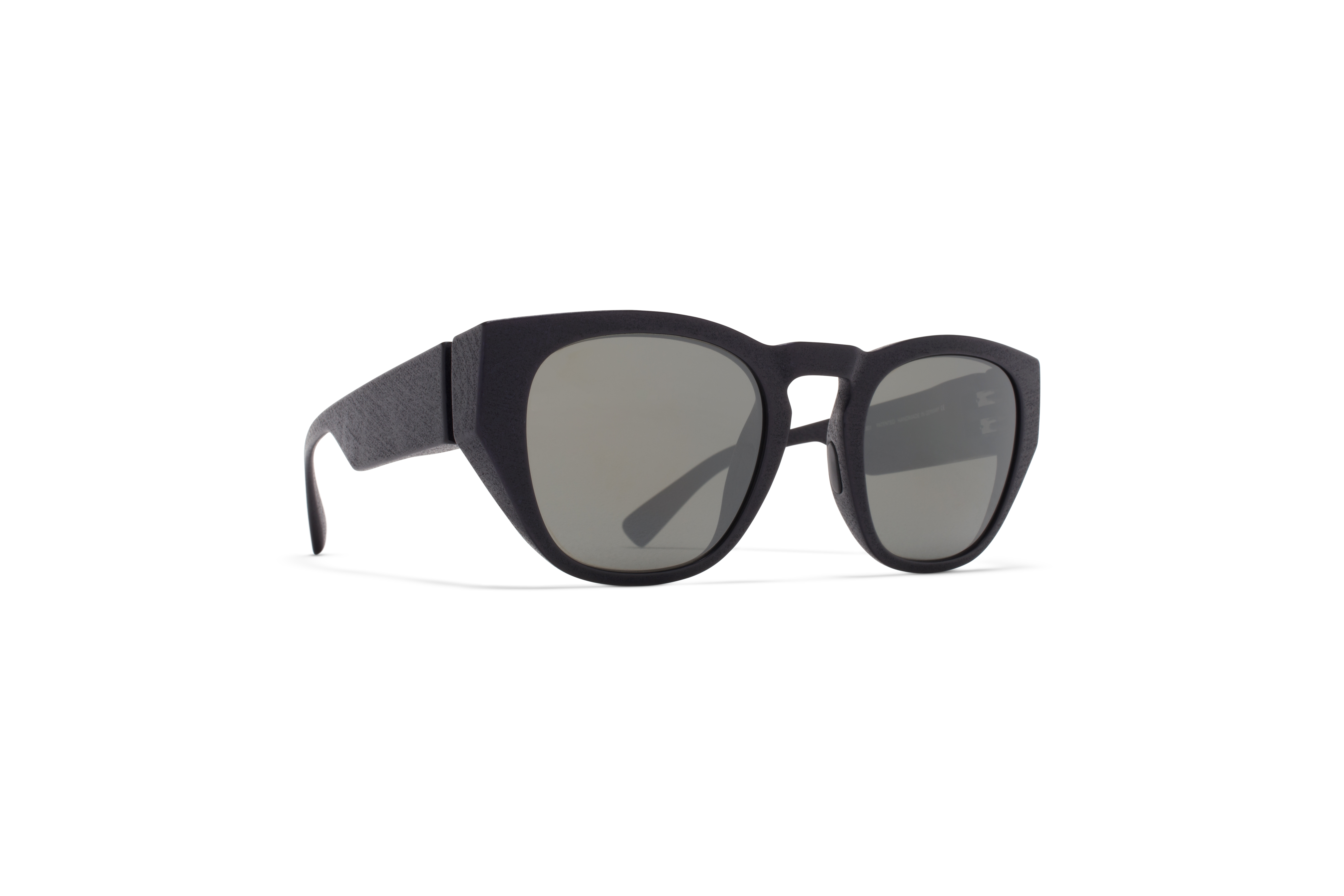 MYKITA Mylon Sun Trinity Md1 Pitch Black Mirror Bl58ab2259ad94a