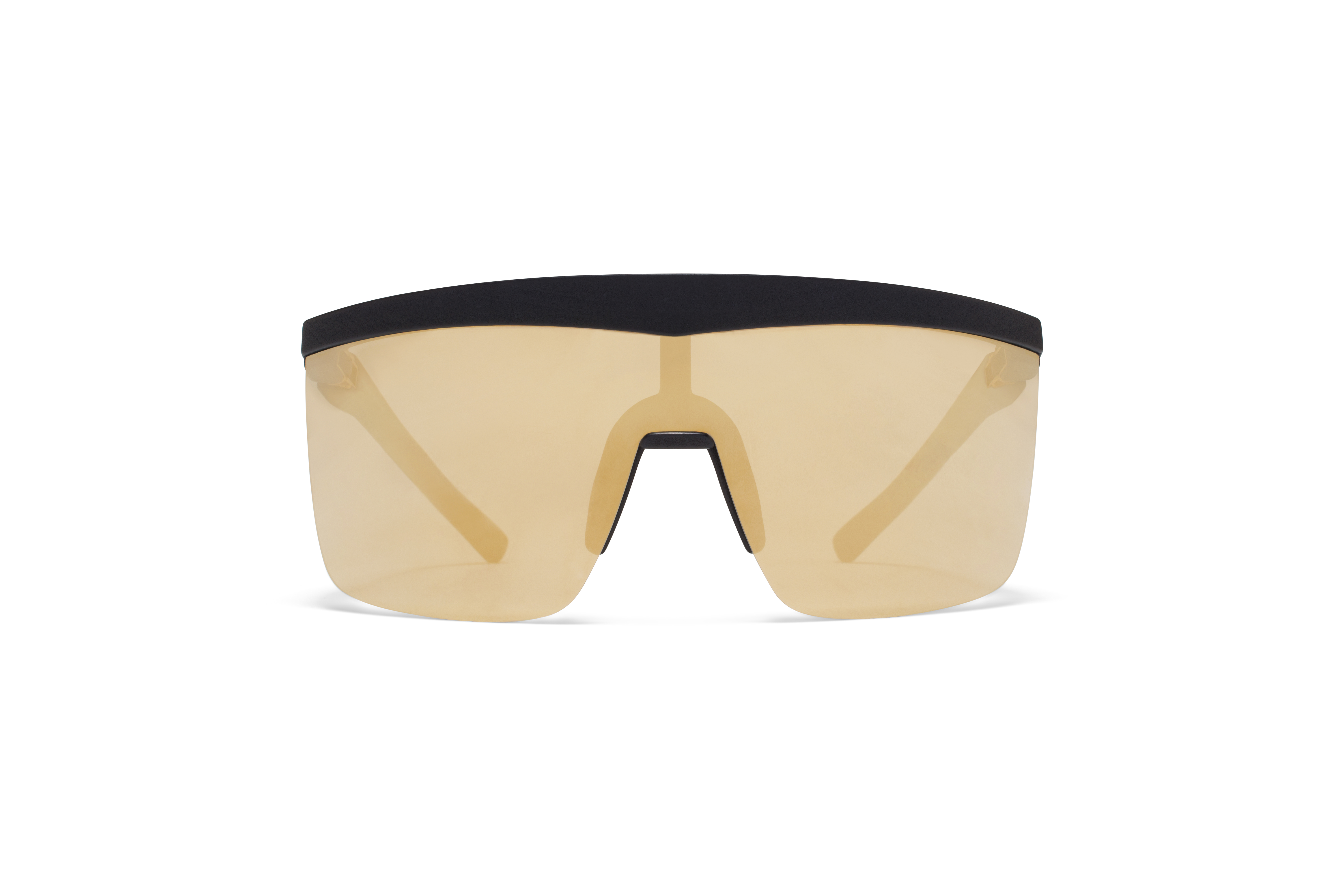MYKITA Mylon Sun Trust Md1 Pitch Black Gold Shield58ee0614d4e7f