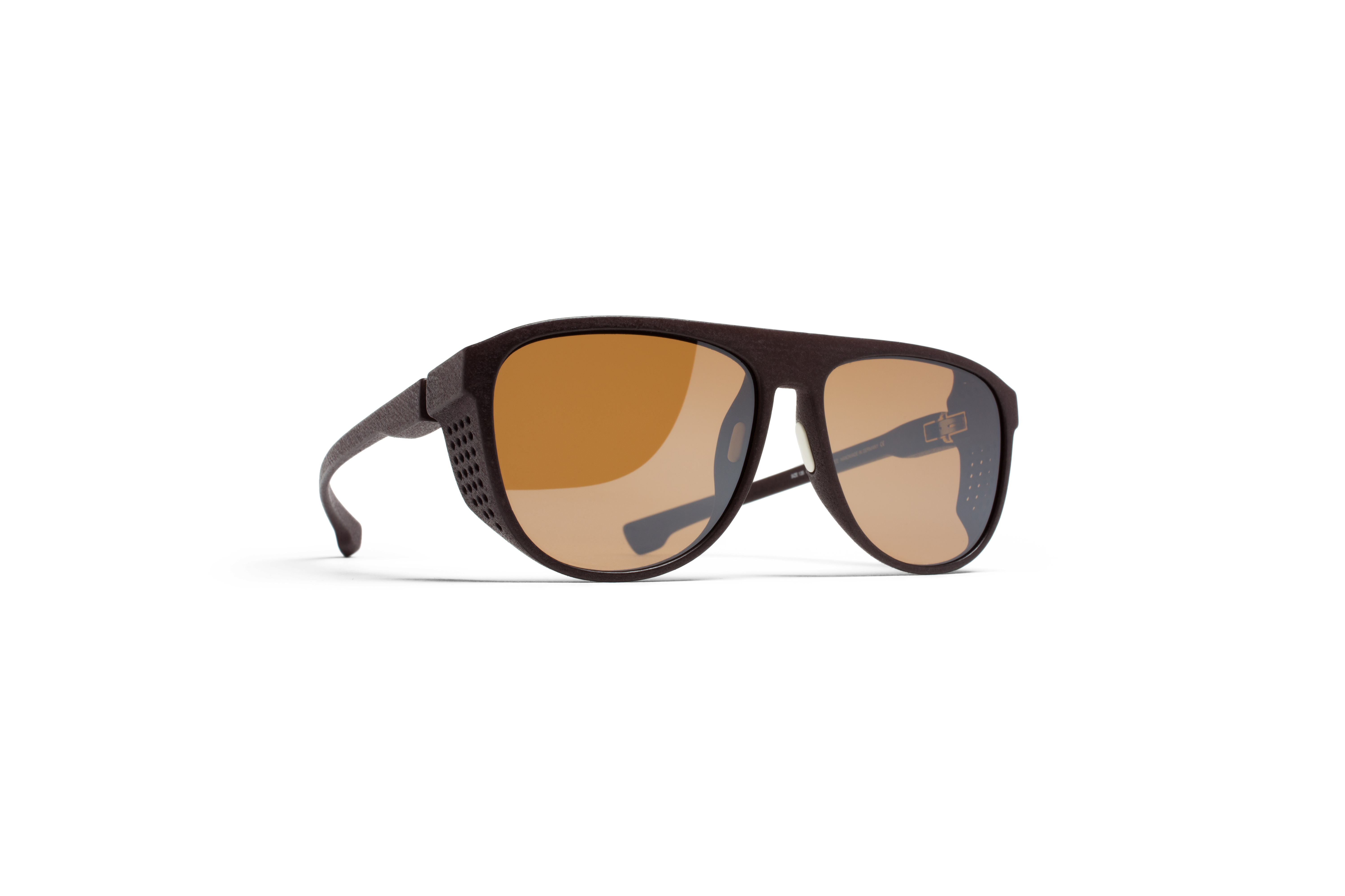 MYKITA Mylon Sun Turbo Md22 Ebony Brown Siennabrow574ed8406aeb5