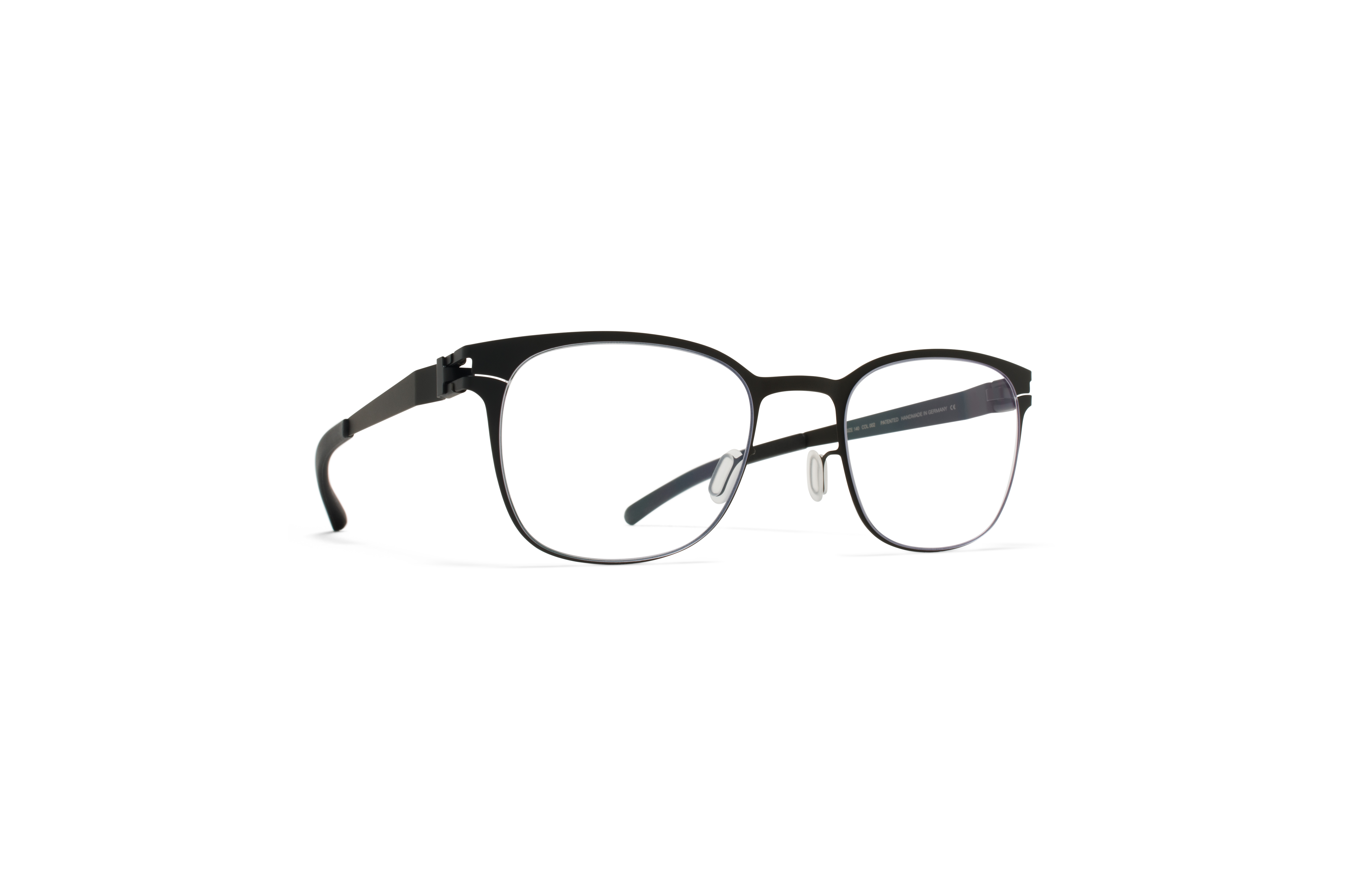 MYKITA No1 Rx Agnes Black Clear