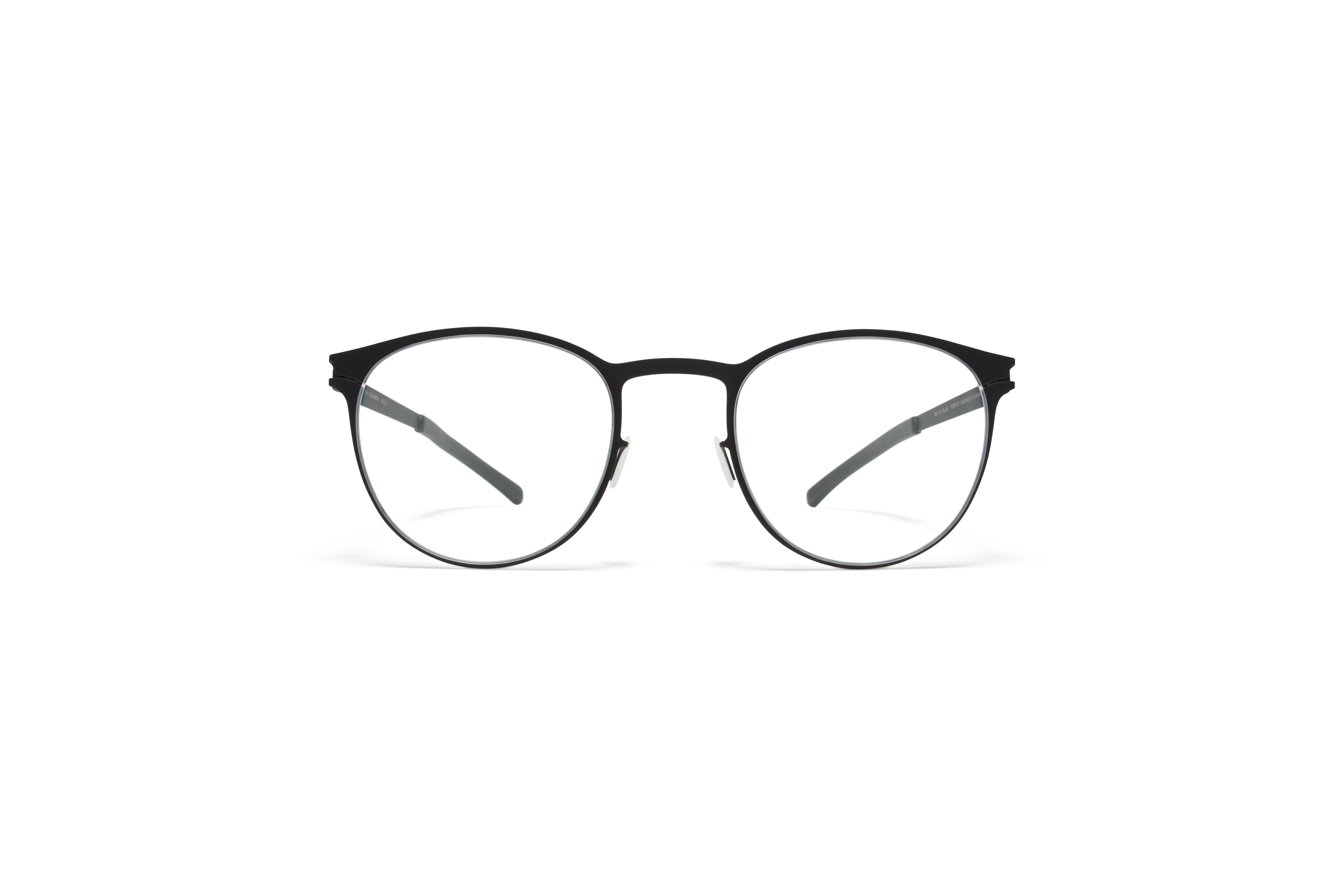MYKITA No1 Rx Alexander Black Clear Jp