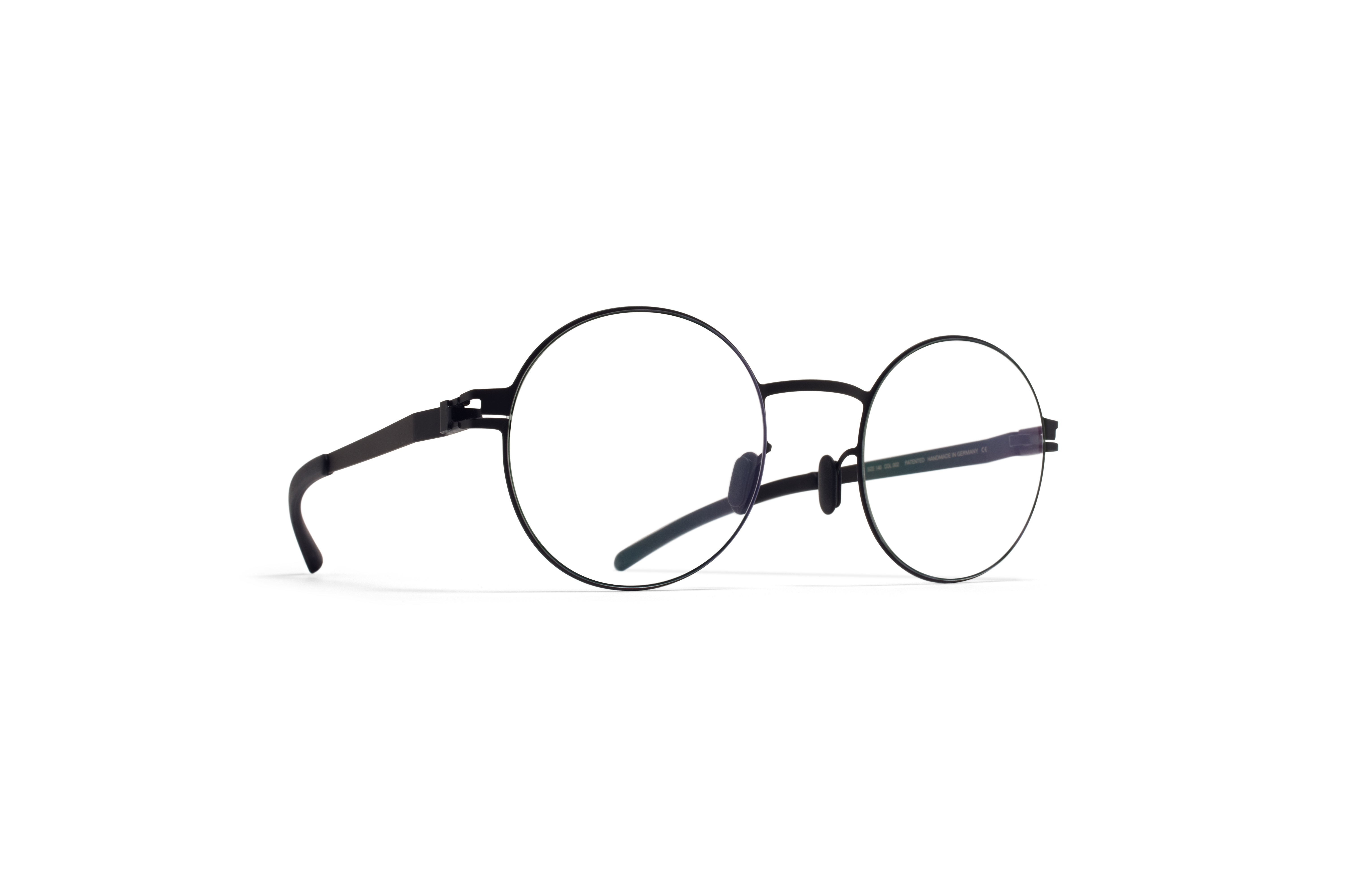 MYKITA No1 Rx Apple Black Clear