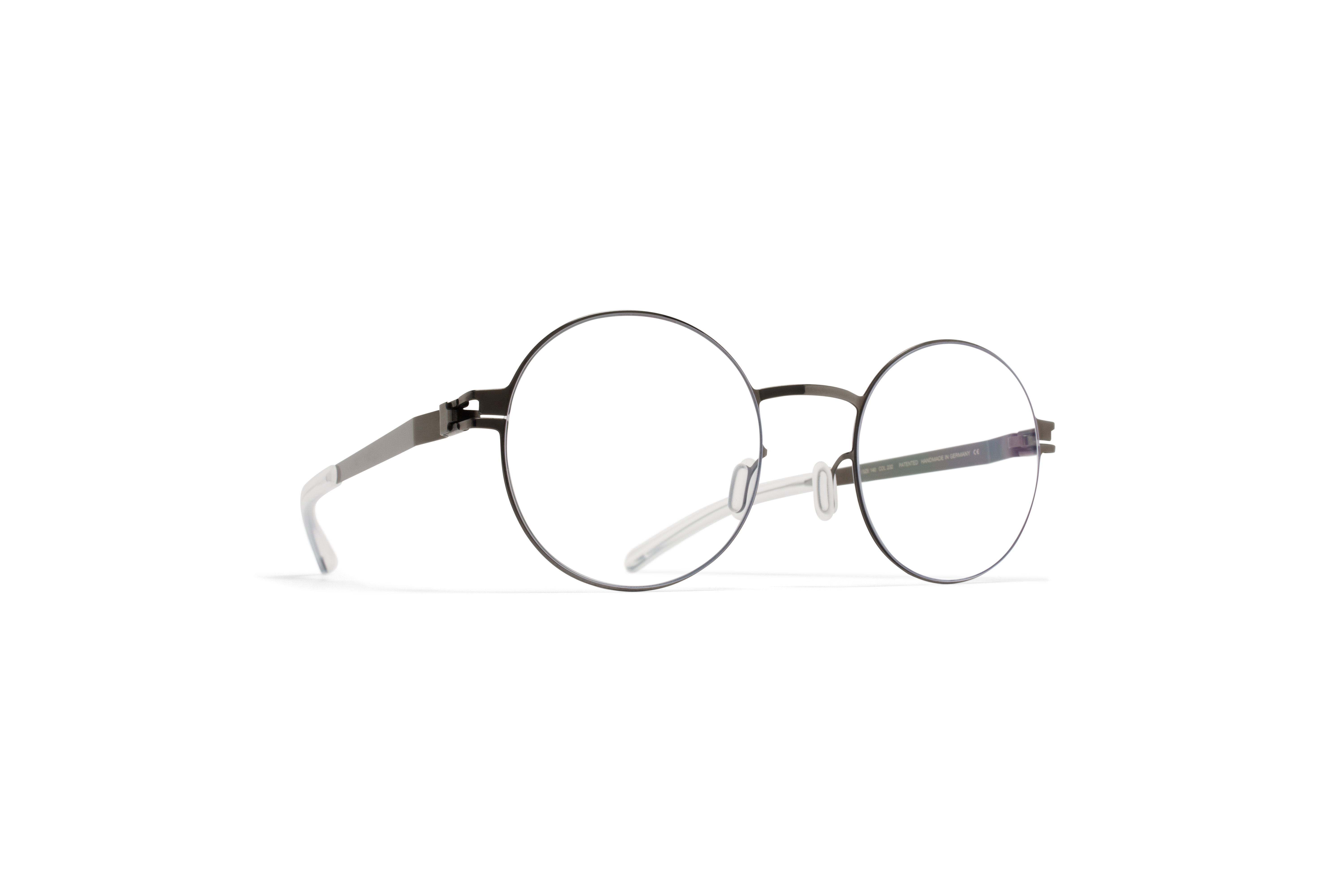 MYKITA No1 Rx Apple Shinygraphite Clear P58a44eb169268