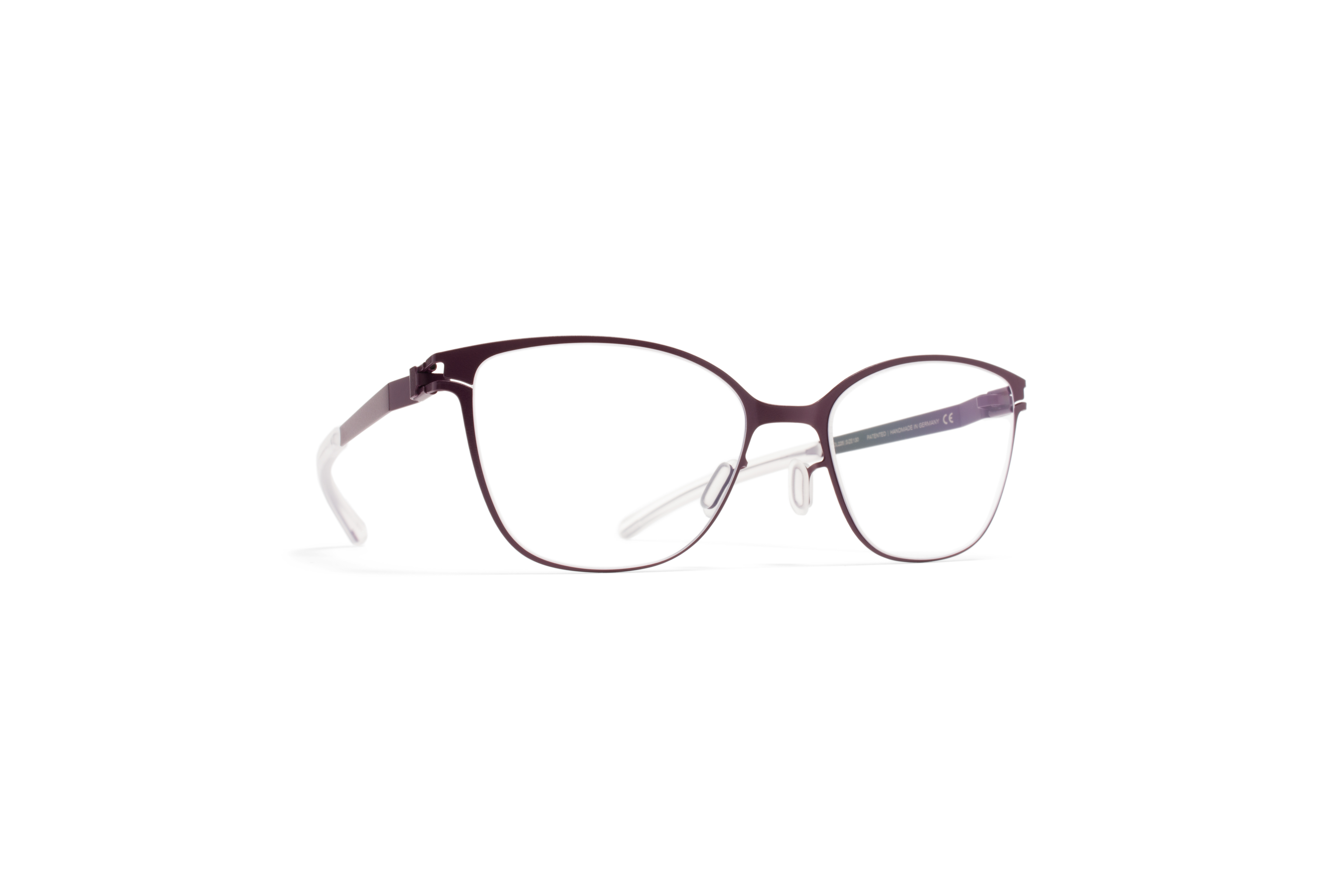 MYKITA No1 Rx Caylee Plum Clear