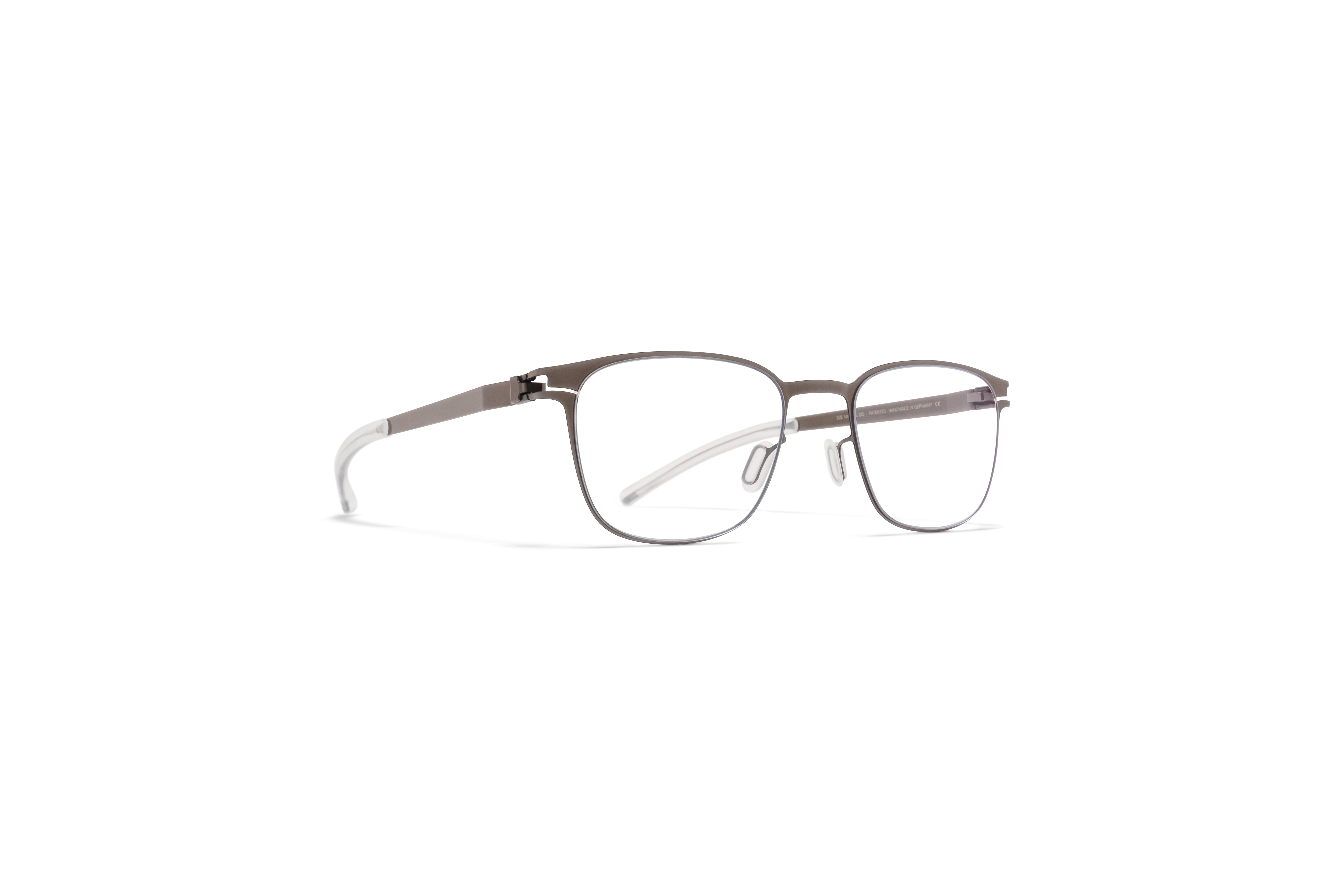 MYKITA No1 Rx Claude Shiny Graphite Clear