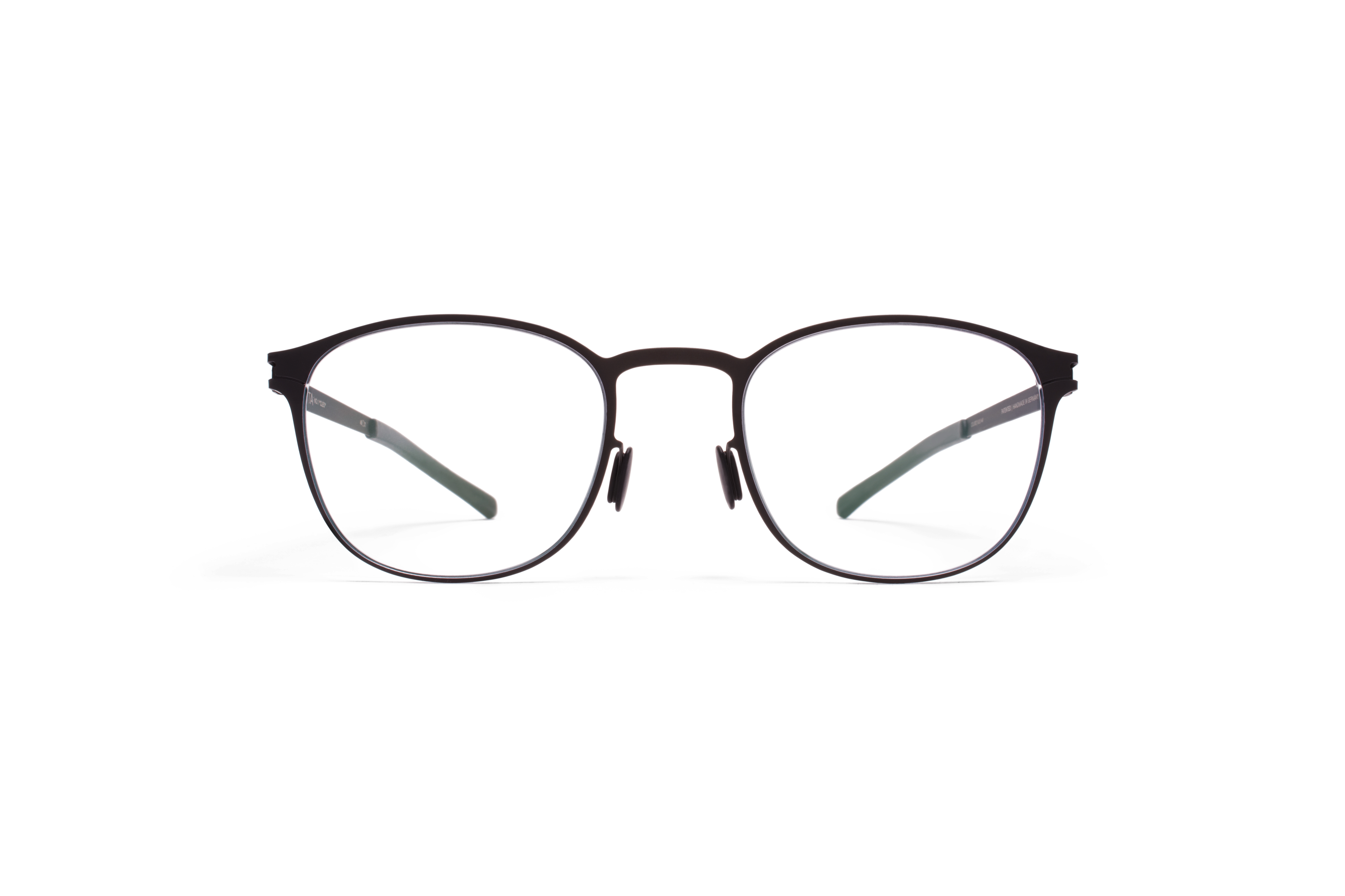 MYKITA No1 Rx Cleo Black Clear