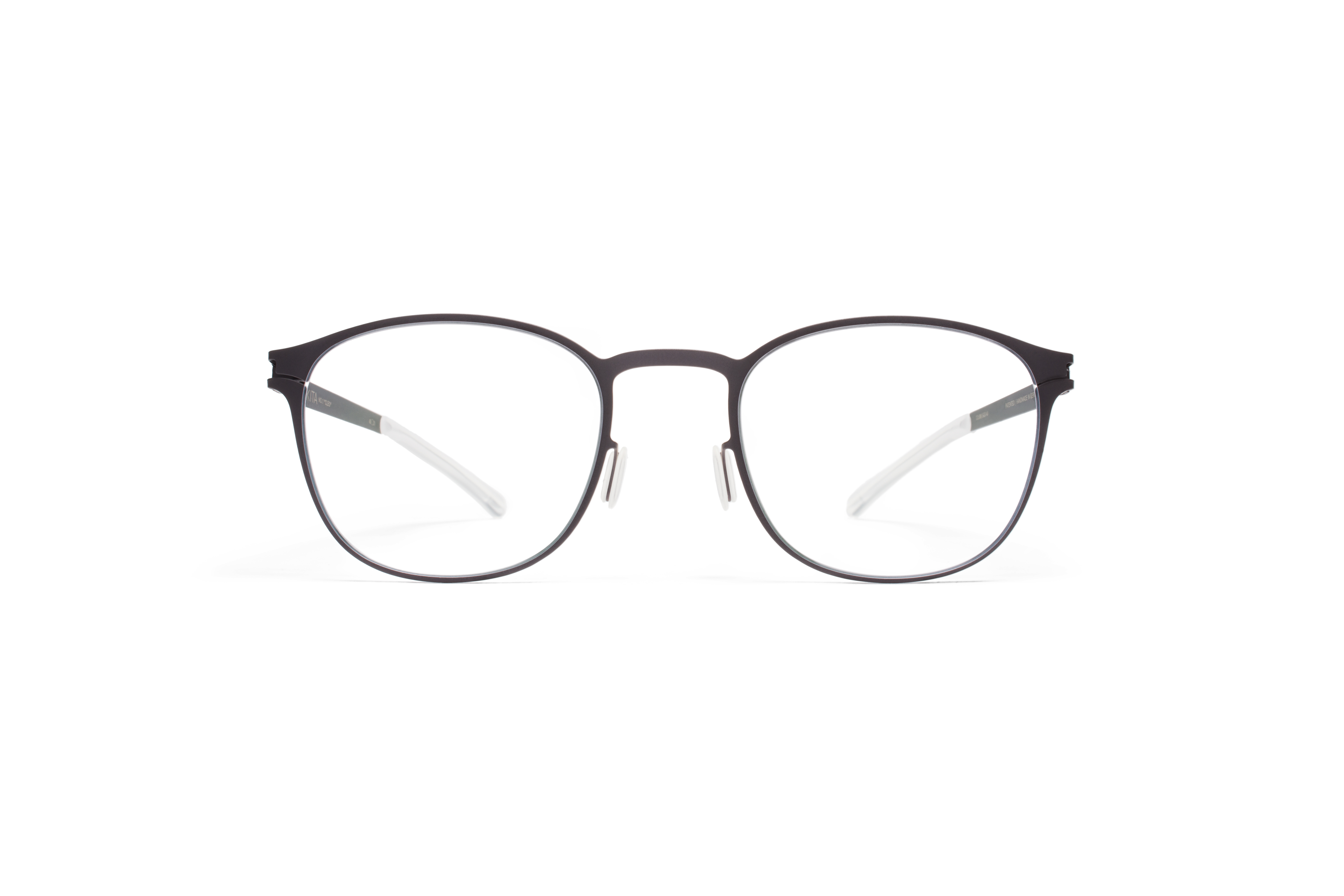 MYKITA No1 Rx Cleo Blackberry Clear