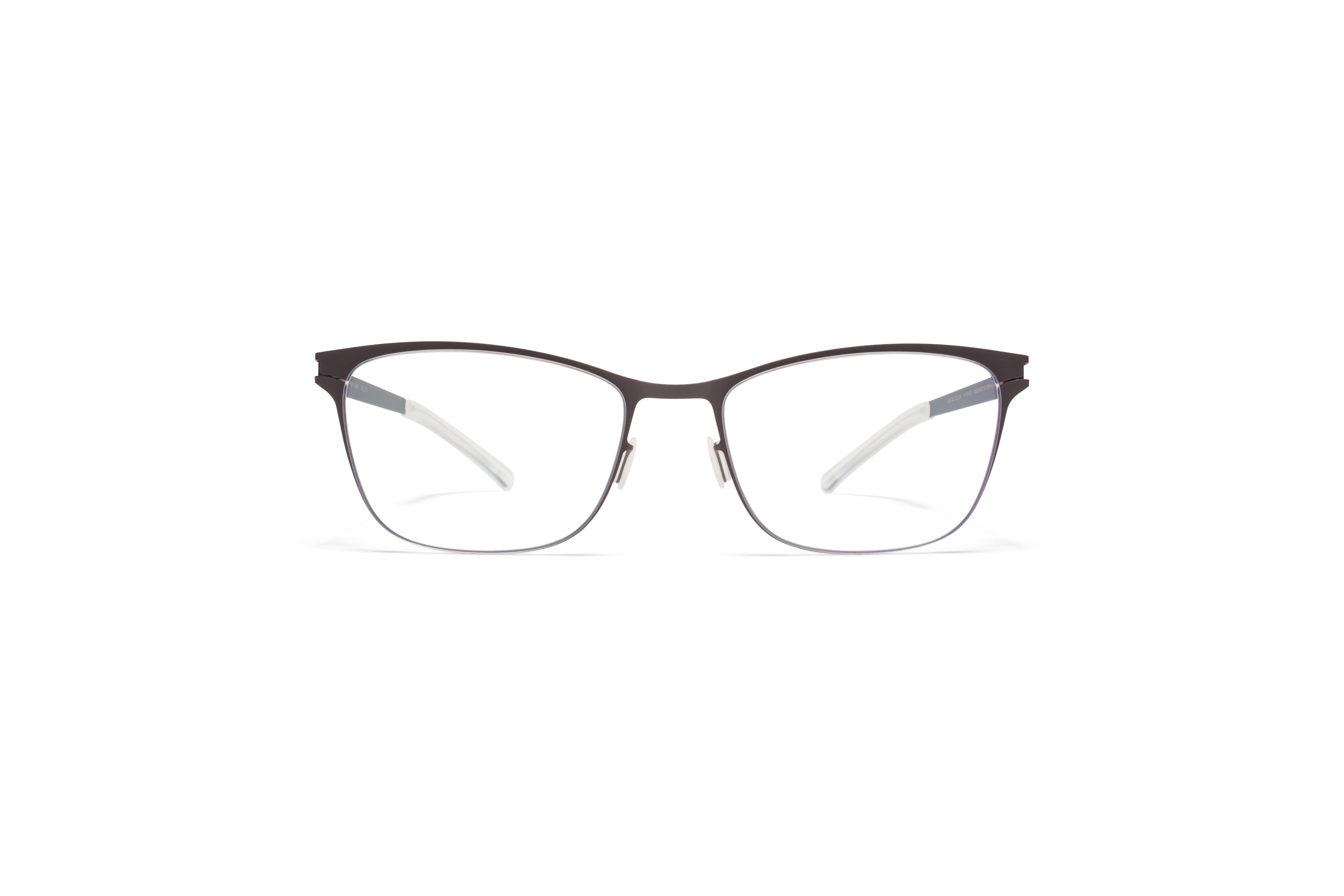 MYKITA No1 Rx Demi Blackberry Clear Jp590ae231c7343
